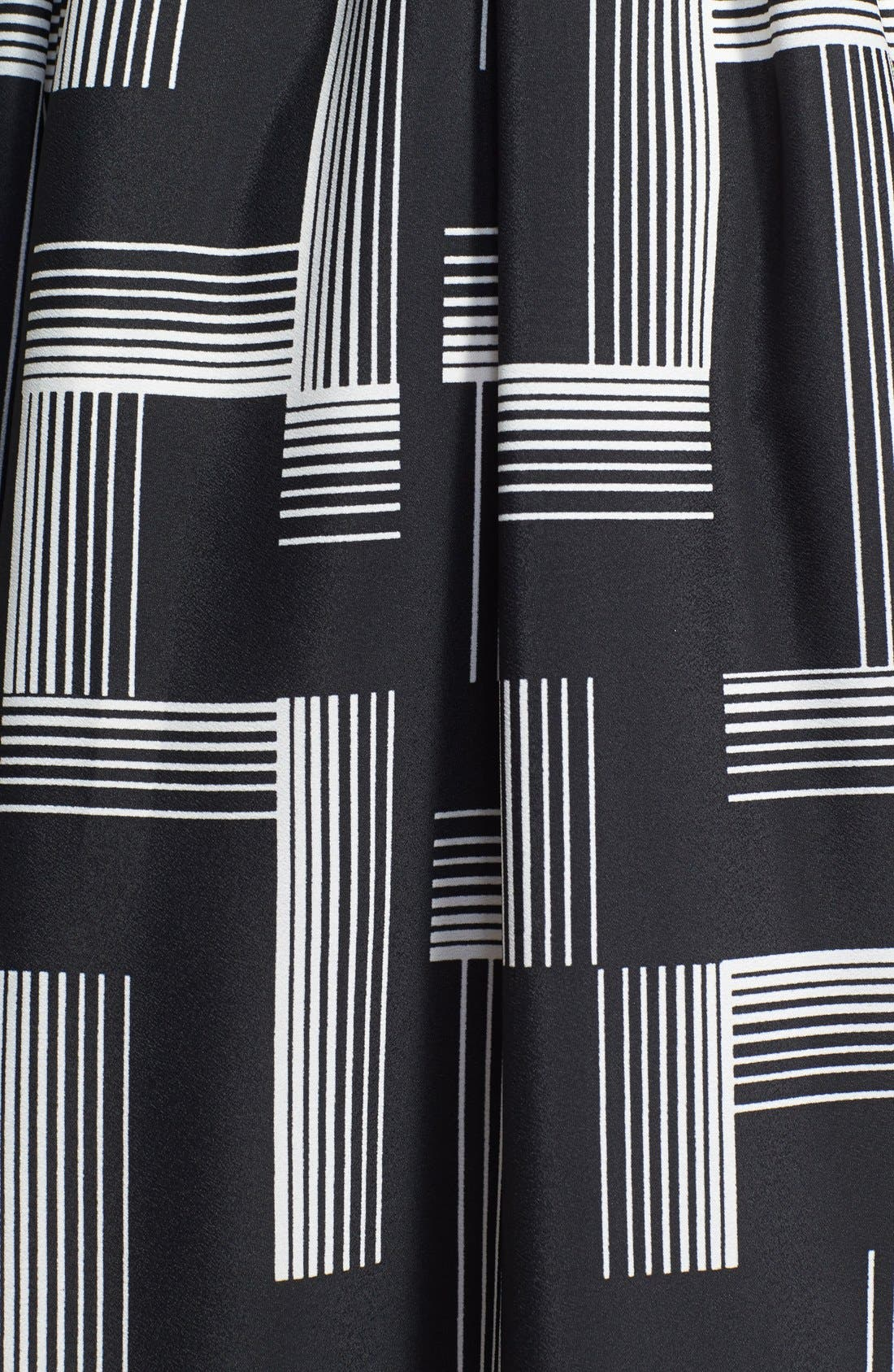 Alternate Image 3  - Eliza J Geo Print Maxi Dress (Regular & Petite)