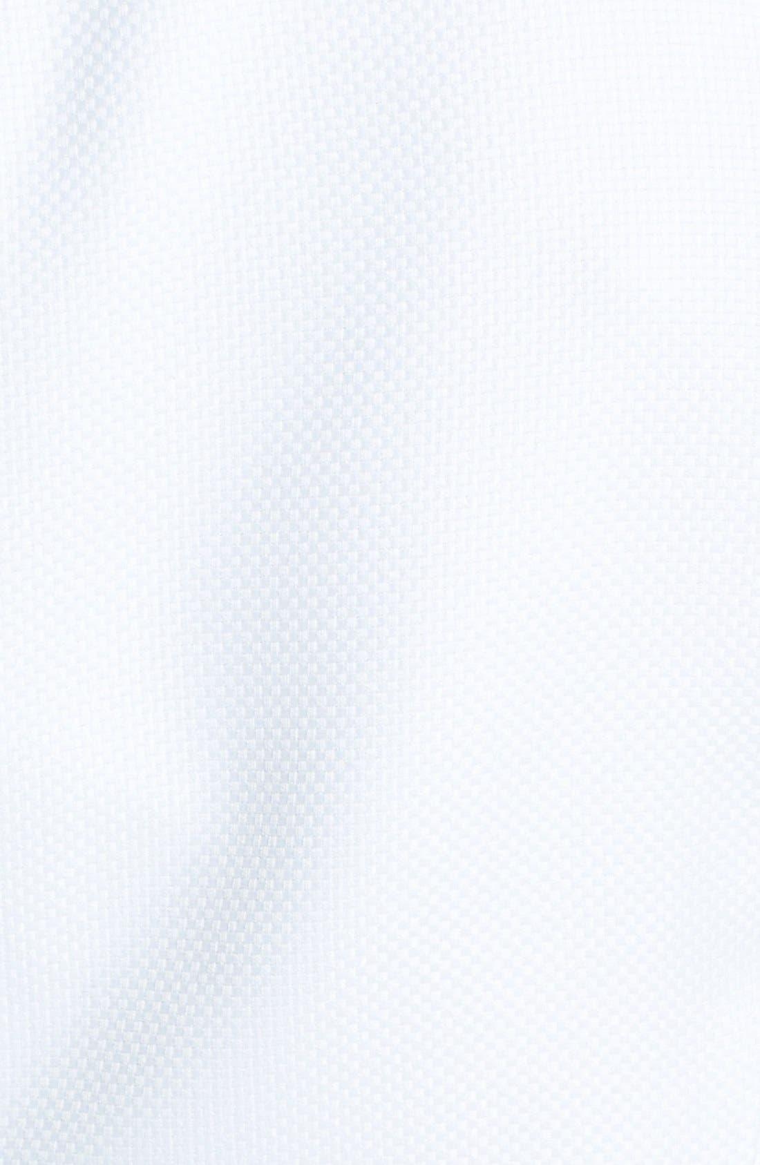 Alternate Image 3  - Tahari Textured Fit & Flare Dress (Plus Size)