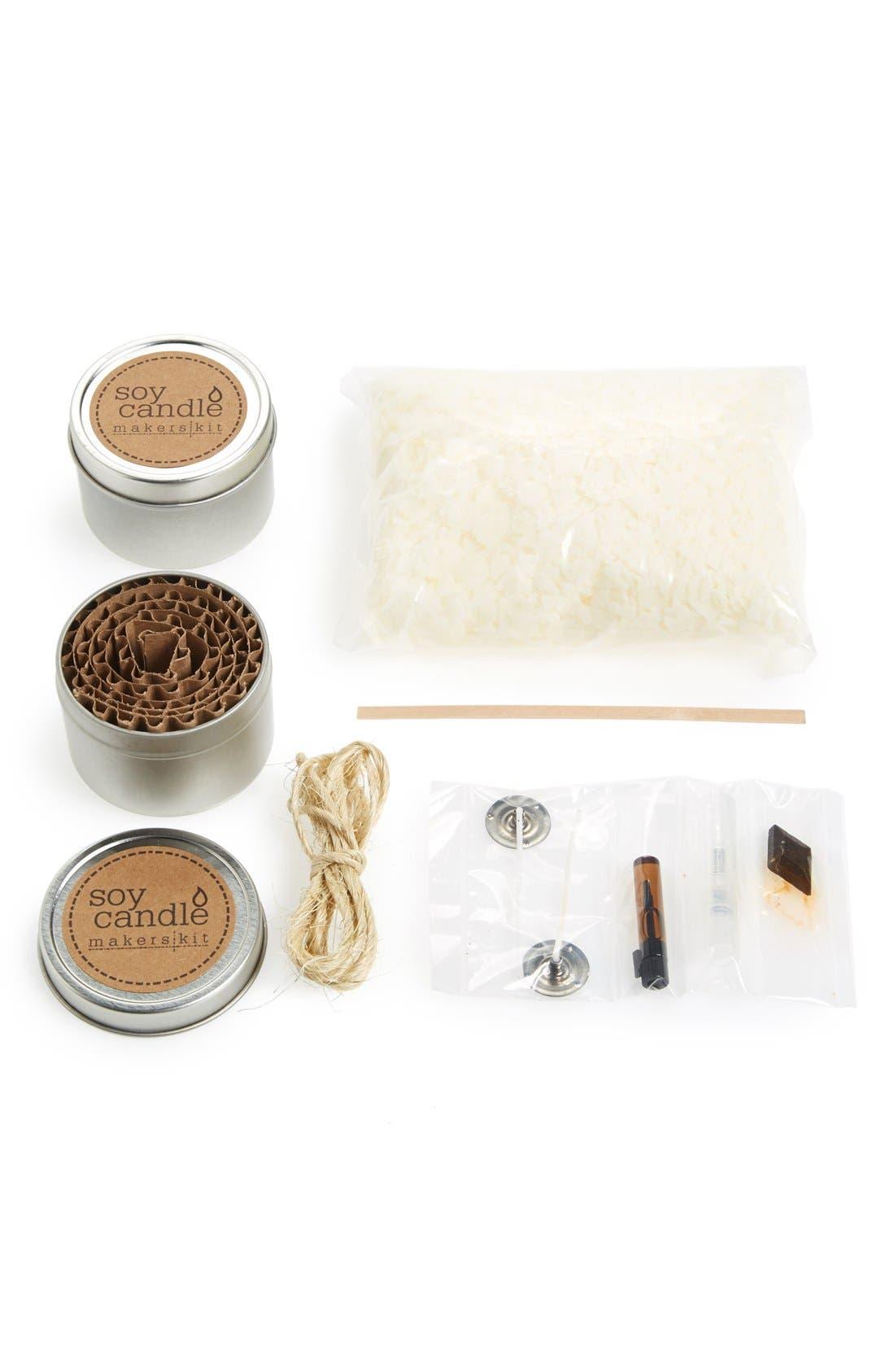 Alternate Image 1 Selected - Makerskit Soy Candle DIY Kit
