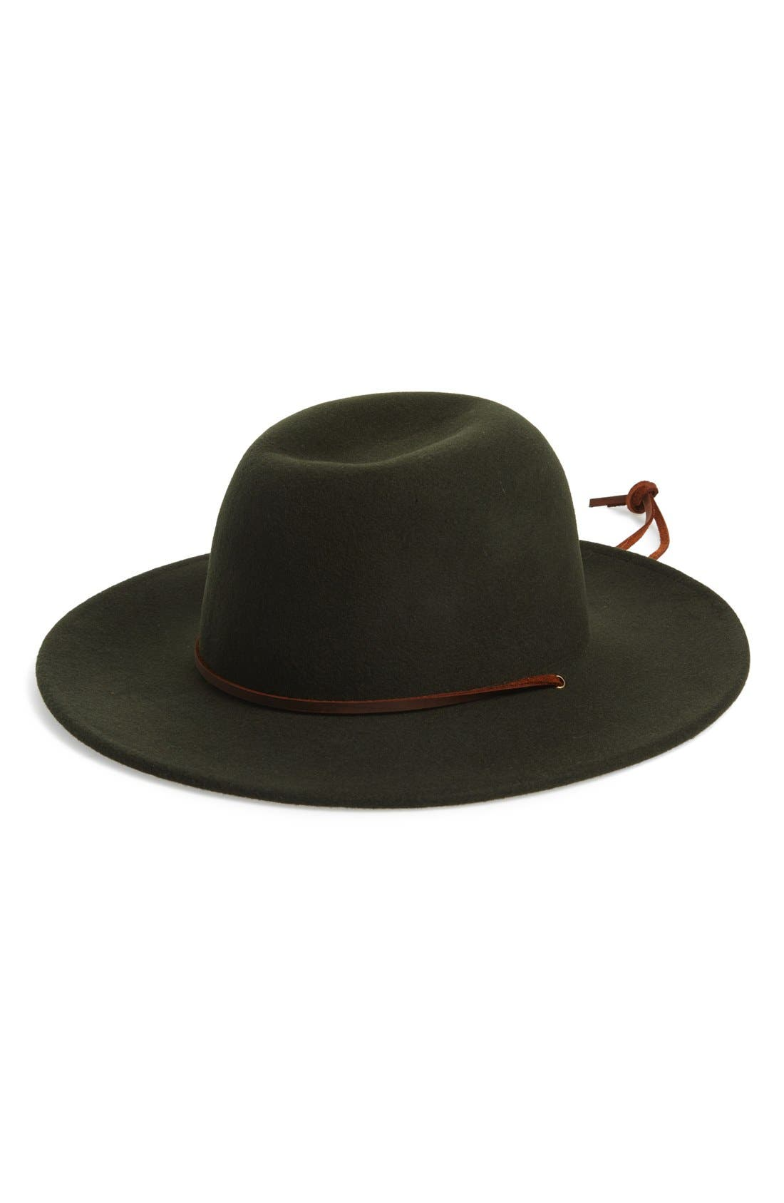 Alternate Image 1 Selected - Brixton 'Tiller' Rancher Hat