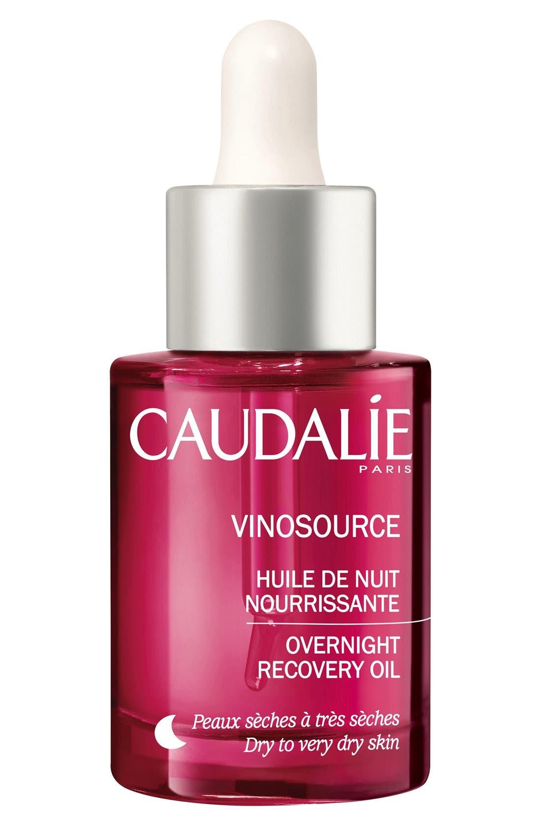 CAUDALÍE Vinosource Overnight Recovery Oil