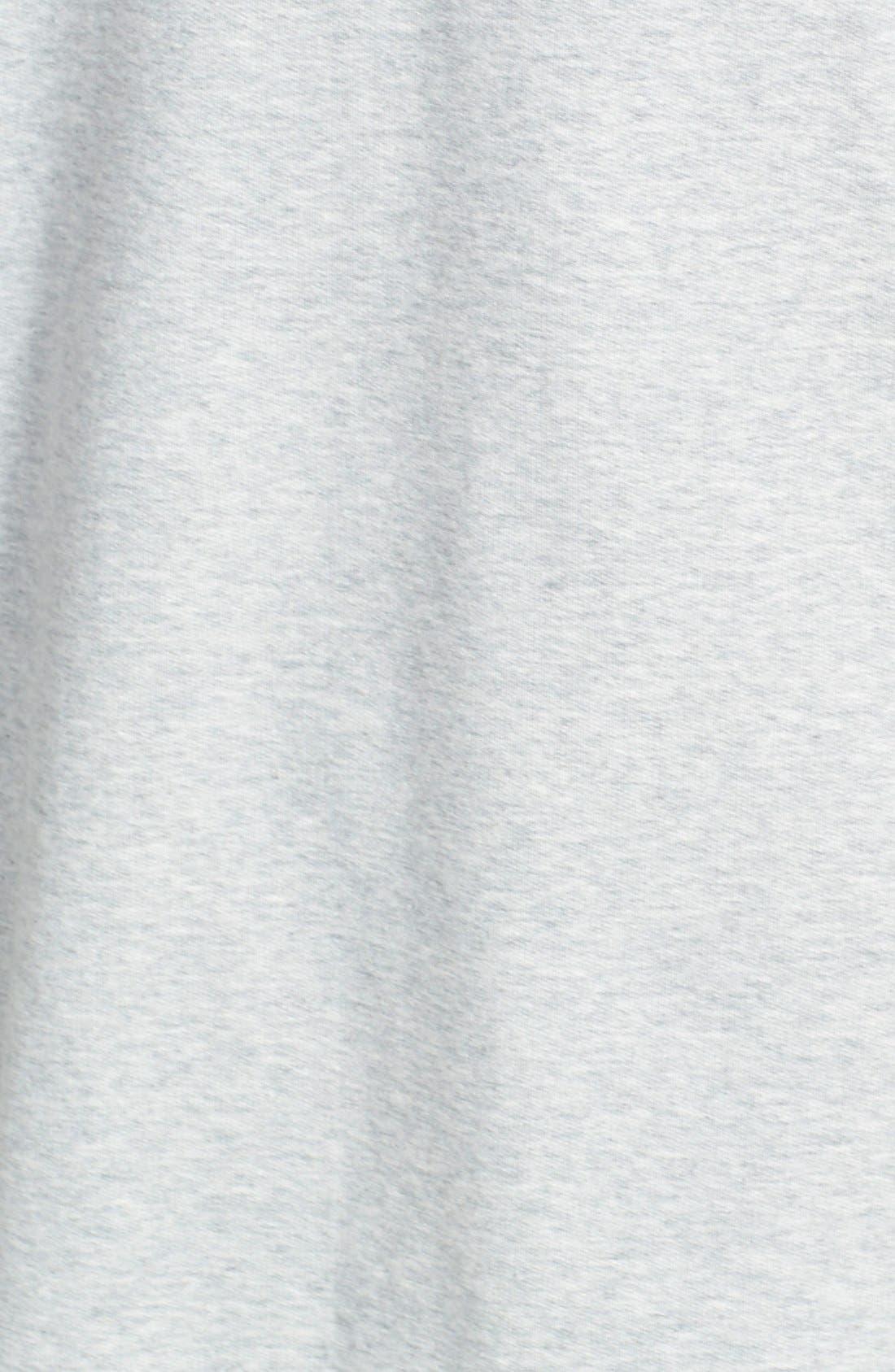Alternate Image 3  - Hard Tail 'Matrix' Fleece Open Cardigan (Plus Size)