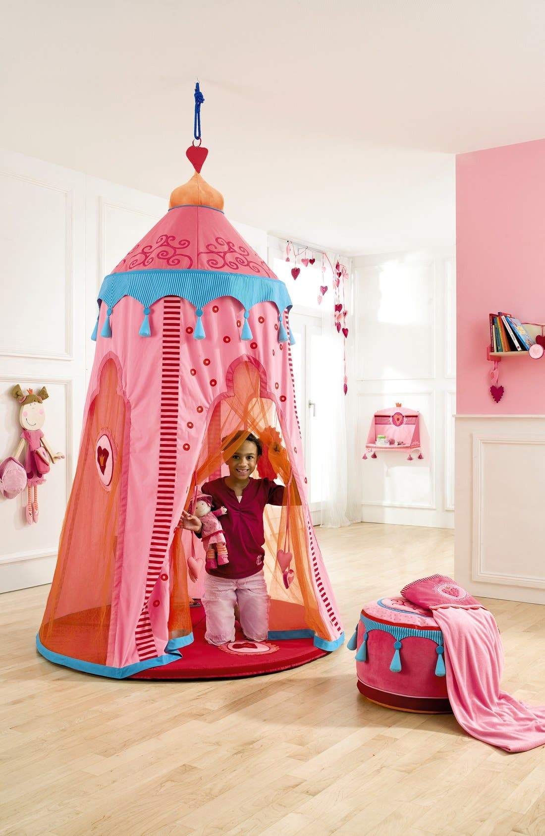 Alternate Image 2  - HABA 'Marrakesh' Hanging Play Tent
