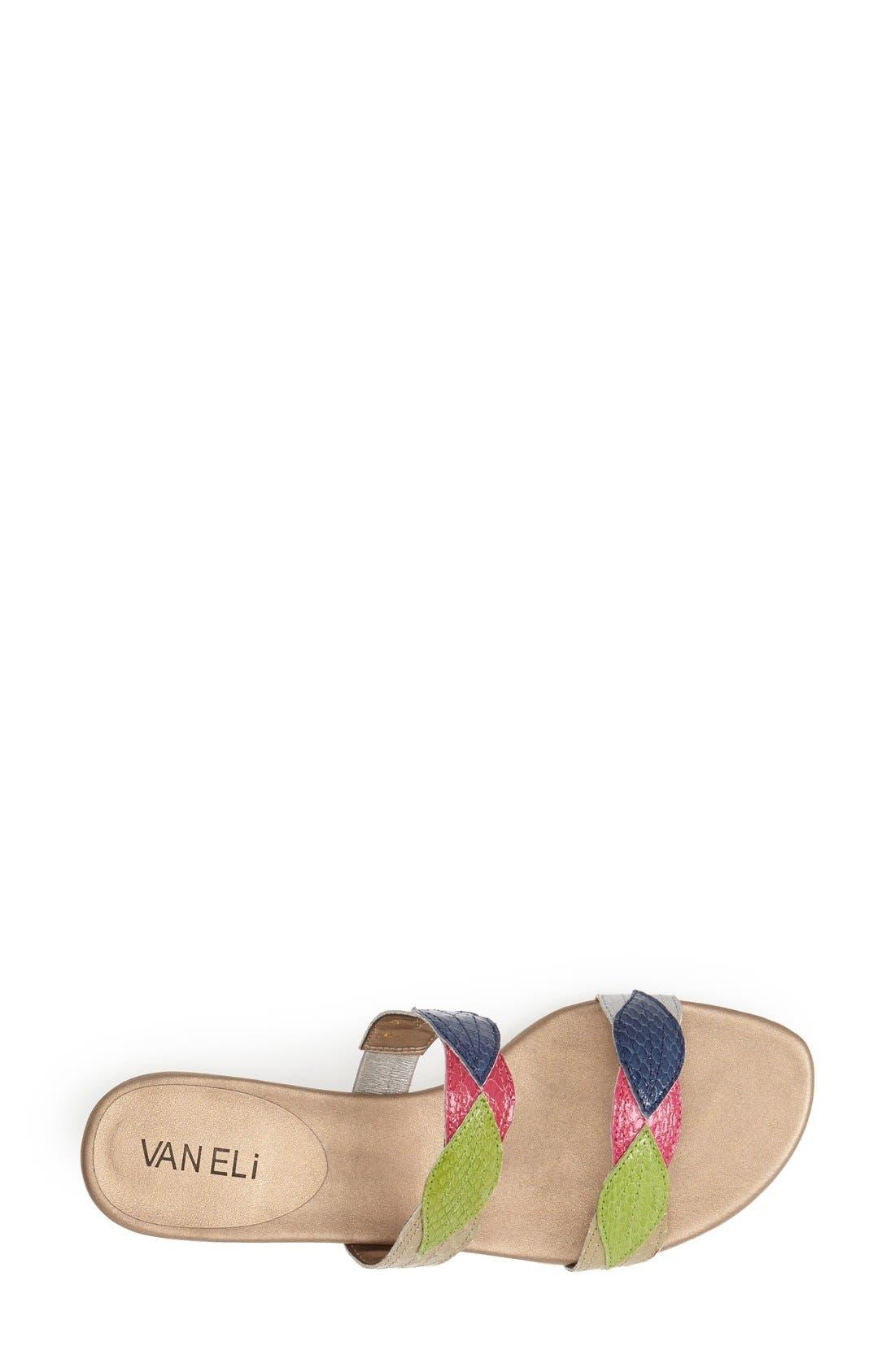 Alternate Image 3  - VANELi 'Blim' Slide Sandal (Women) (Special Purchase)