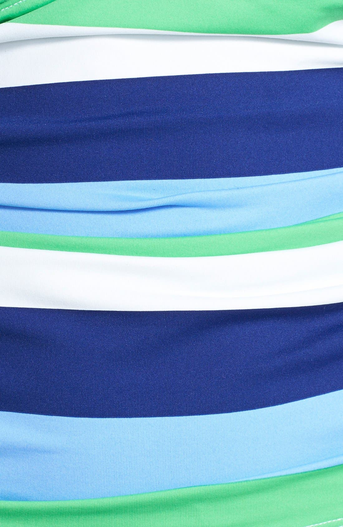 Alternate Image 6  - Tommy Bahama 'Skipper Stripe' Twist Tankini Top
