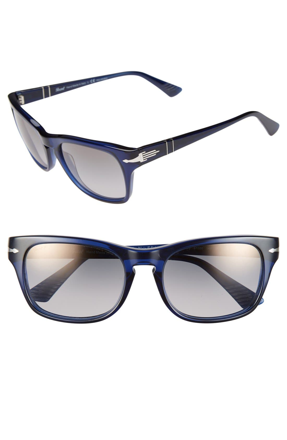 Alternate Image 1 Selected - Persol 'Suprema' 57mm Polarized Sunglasses