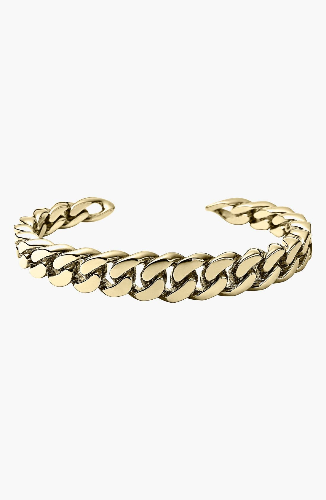 Alternate Image 1 Selected - Michael Kors Curb Link Cuff
