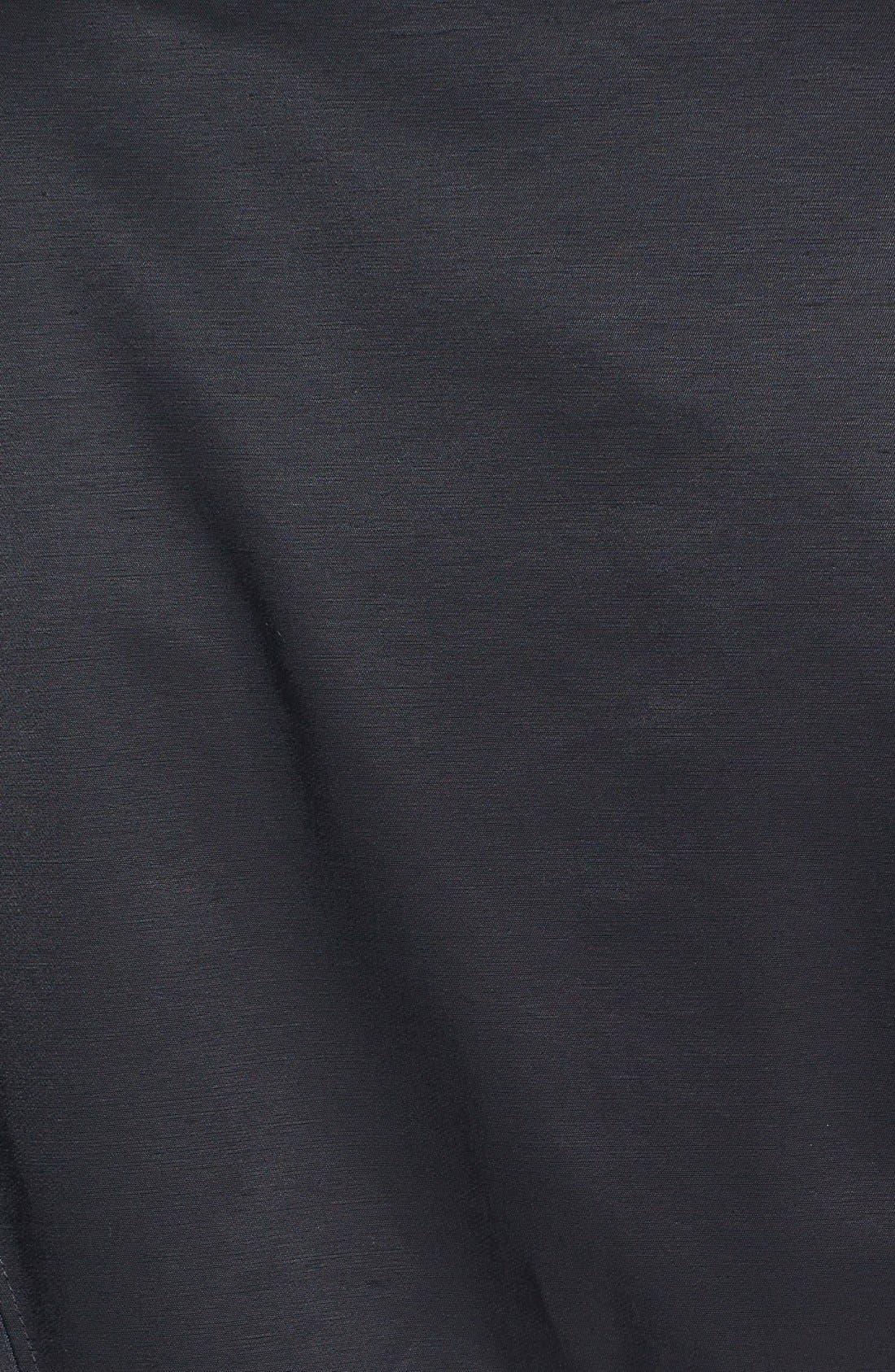 Alternate Image 3  - Eileen Fisher Convertible Collar Asymmetrical Jacket