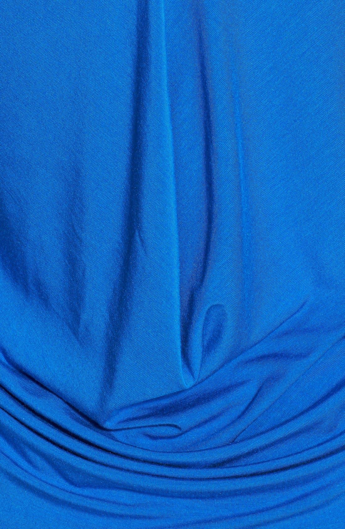 'Katherine' Maternity Tank Top,                             Alternate thumbnail 3, color,                             Olympian Blue