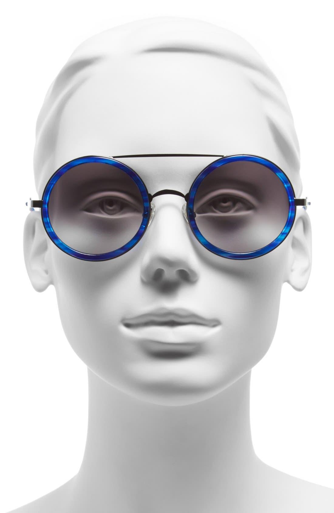Alternate Image 2  - Wildfox 'Winona' 56mm Sunglasses