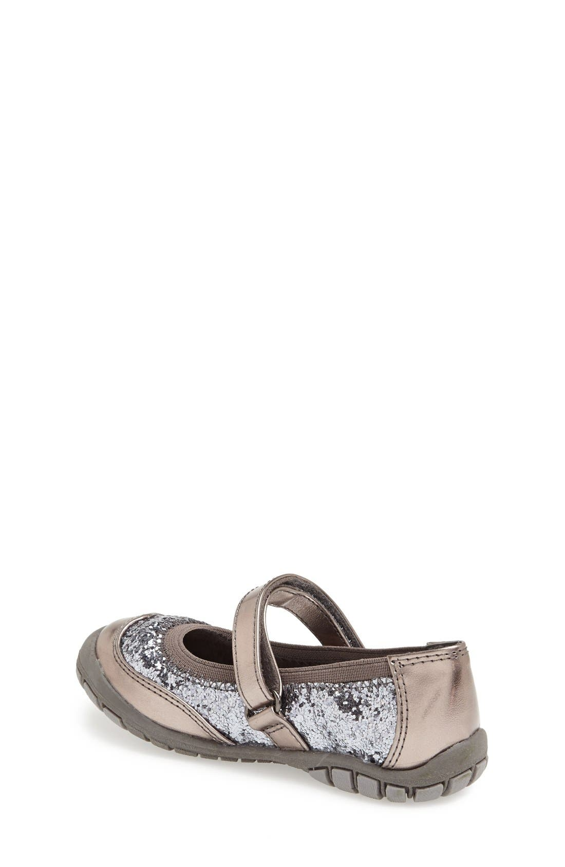 Kenneth Cole Reaction 'Leave My Bark' Mary Jane,                             Alternate thumbnail 2, color,                             Pewter