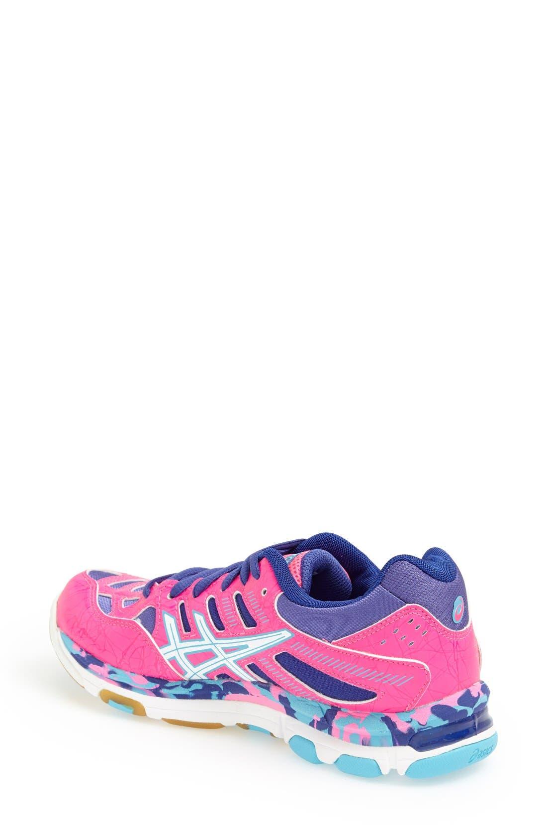 Alternate Image 2  - ASICS® 'GEL-Volleycross® Revolution' Volleyball Shoe (Women) (Regular Retail Price: 109.95)