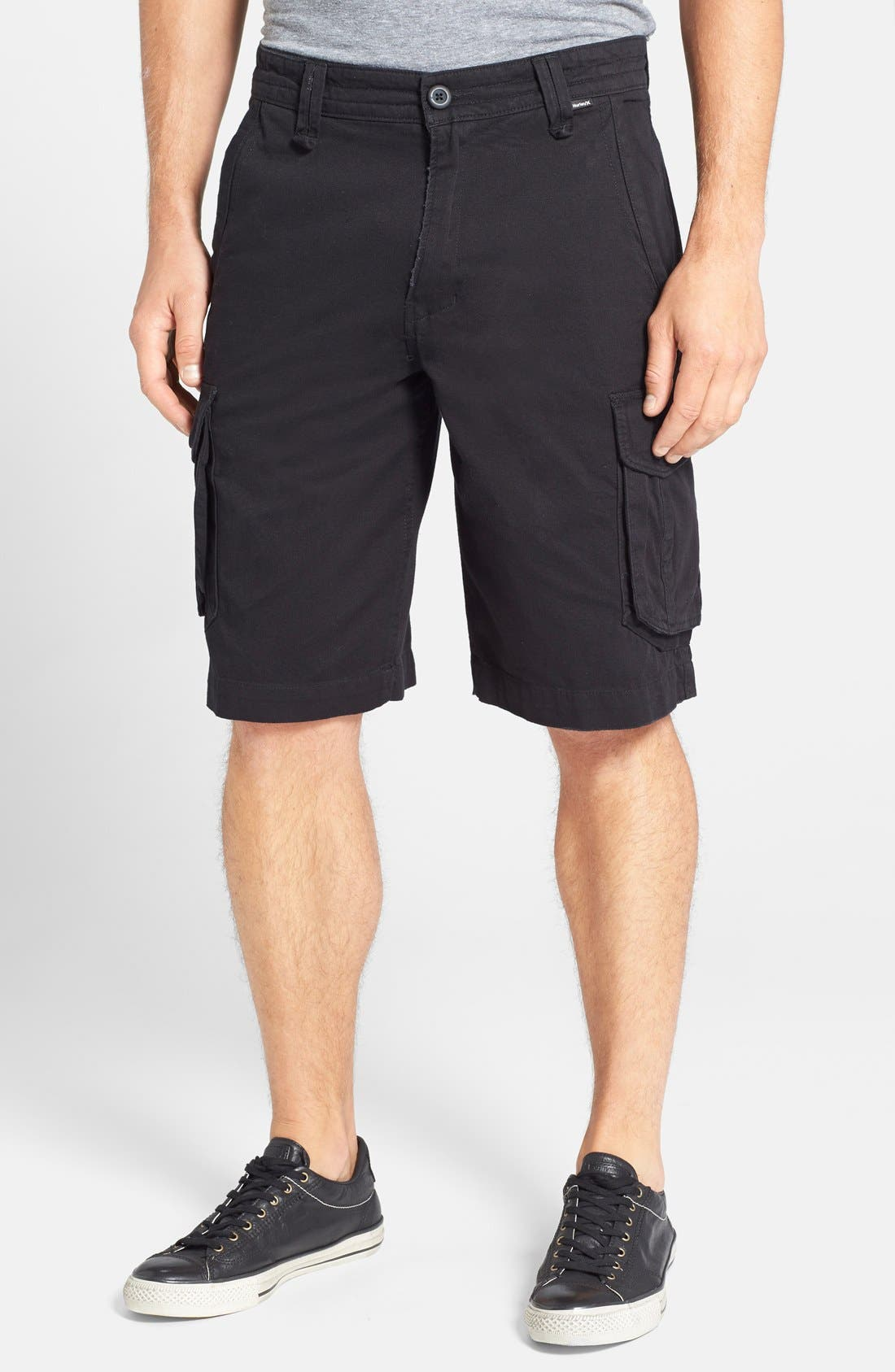 Alternate Image 1 Selected - Hurley 'One & Only' Cargo Shorts