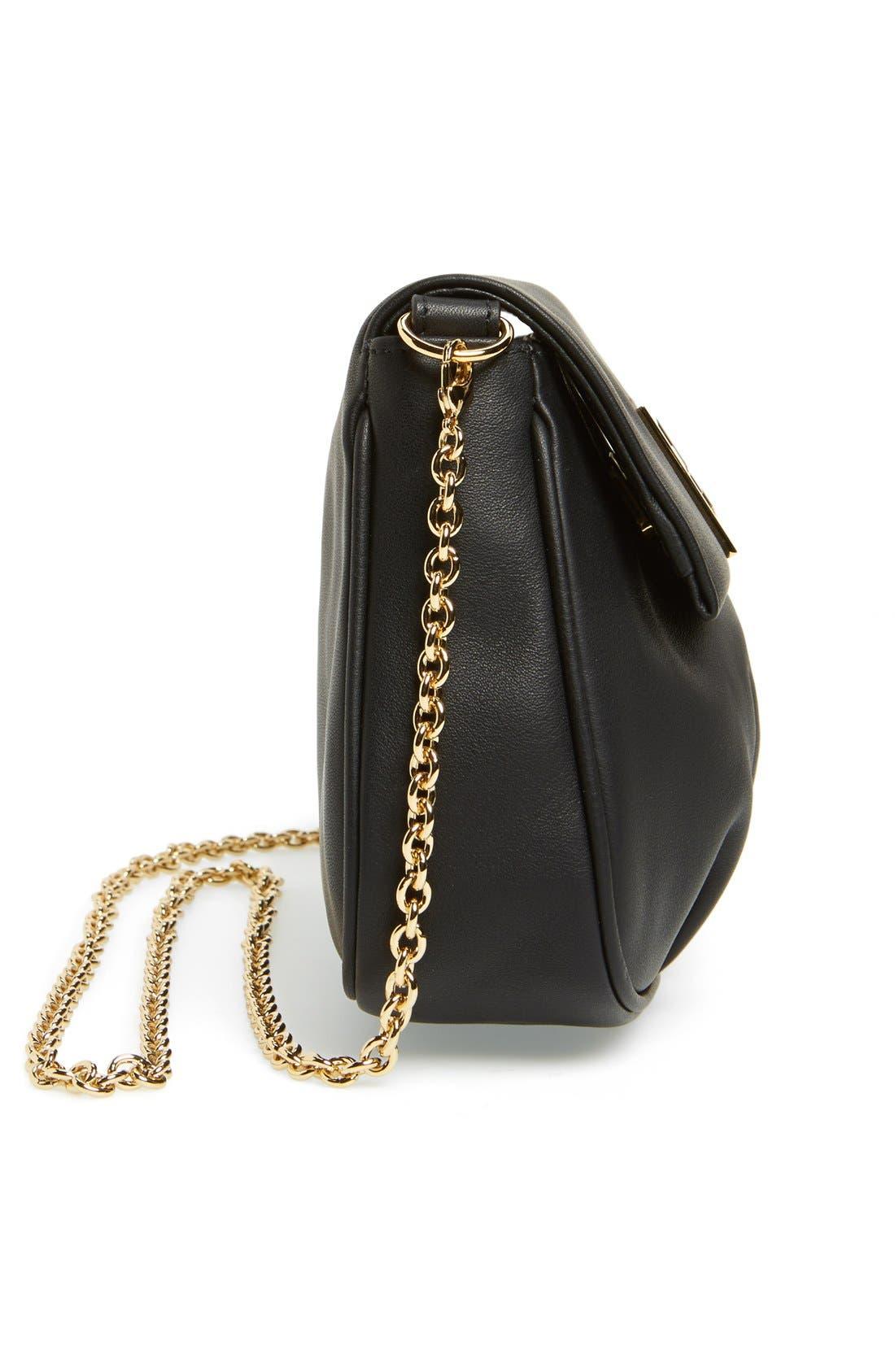 Alternate Image 5  - Fendi 'Fendista' Pouchette Crossbody Bag