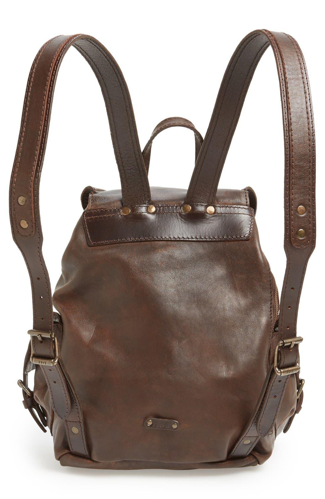 Alternate Image 3  - Frye 'Veronica' Leather Backpack