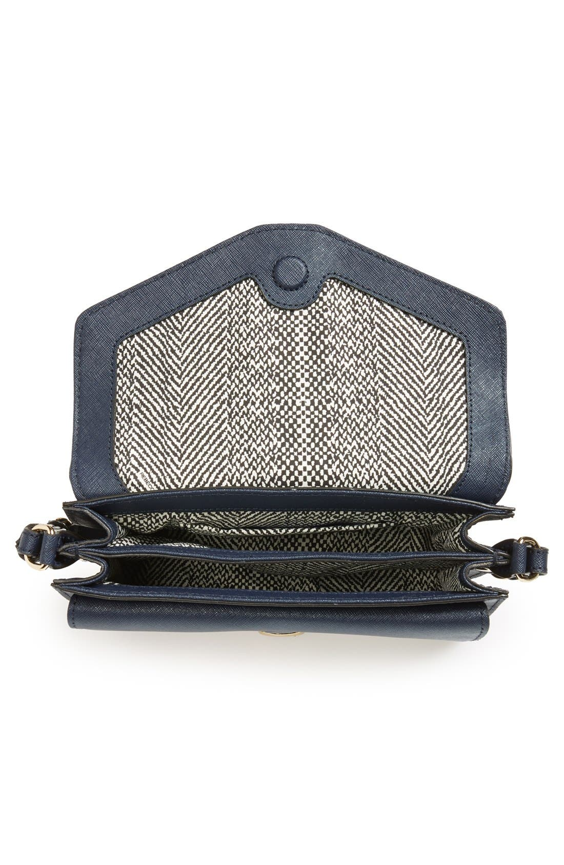 Alternate Image 2  - Rebecca Minkoff 'Hudson Moto Mini' Crossbody Bag