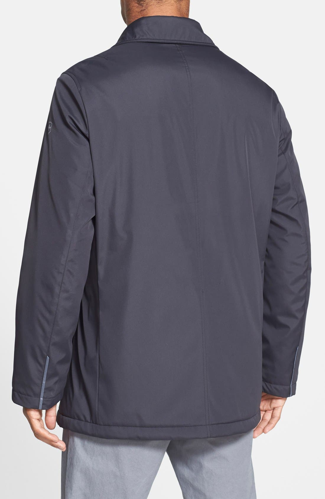 Alternate Image 2  - Victorinox Swiss Army® 'Horben' Water Repellent Fleece Lined Jacket