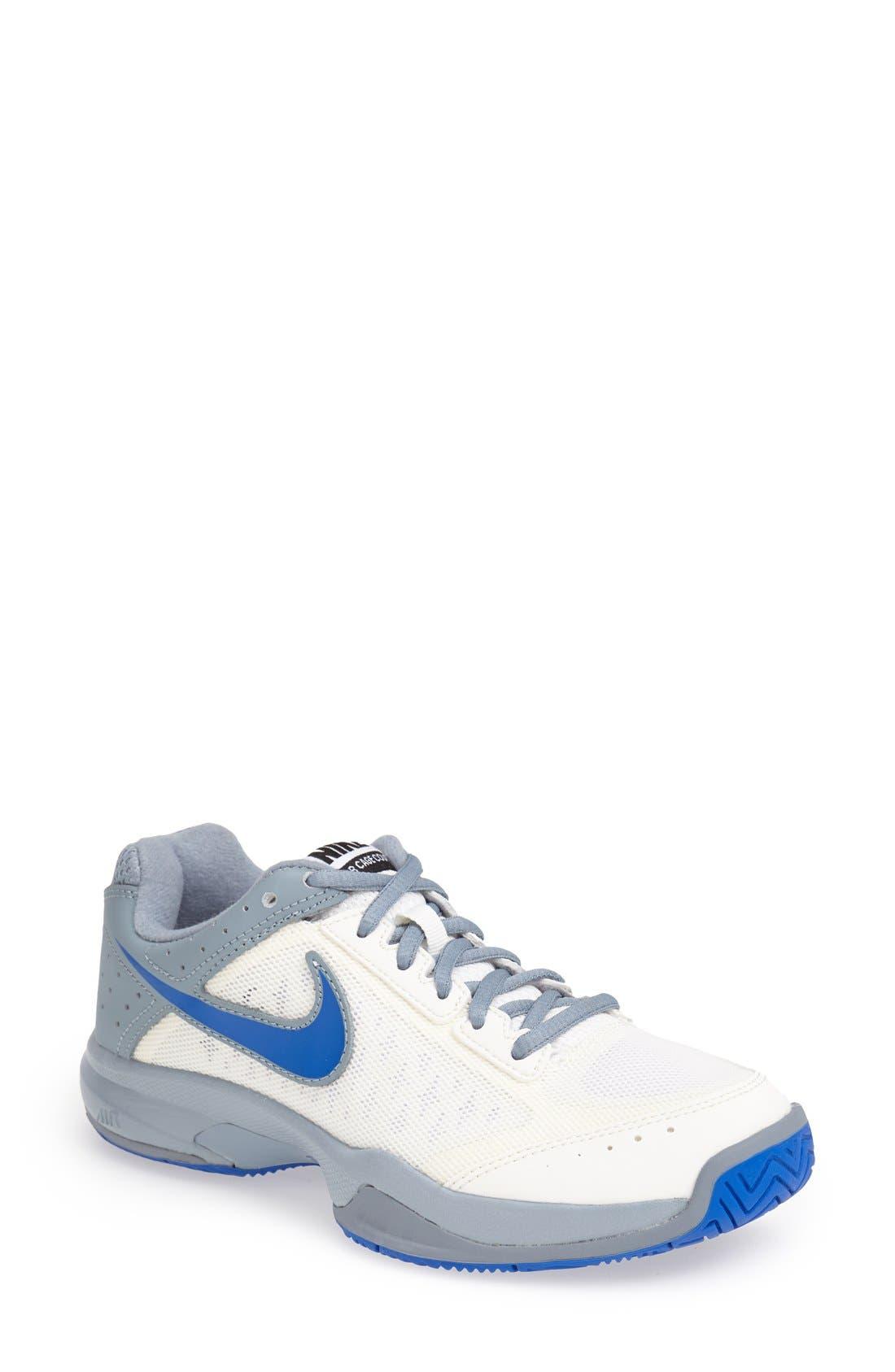 Alternate Image 1 Selected - Nike 'Air Cage Court' Tennis Shoe (Women) (Regular Retail Price: $70.00)