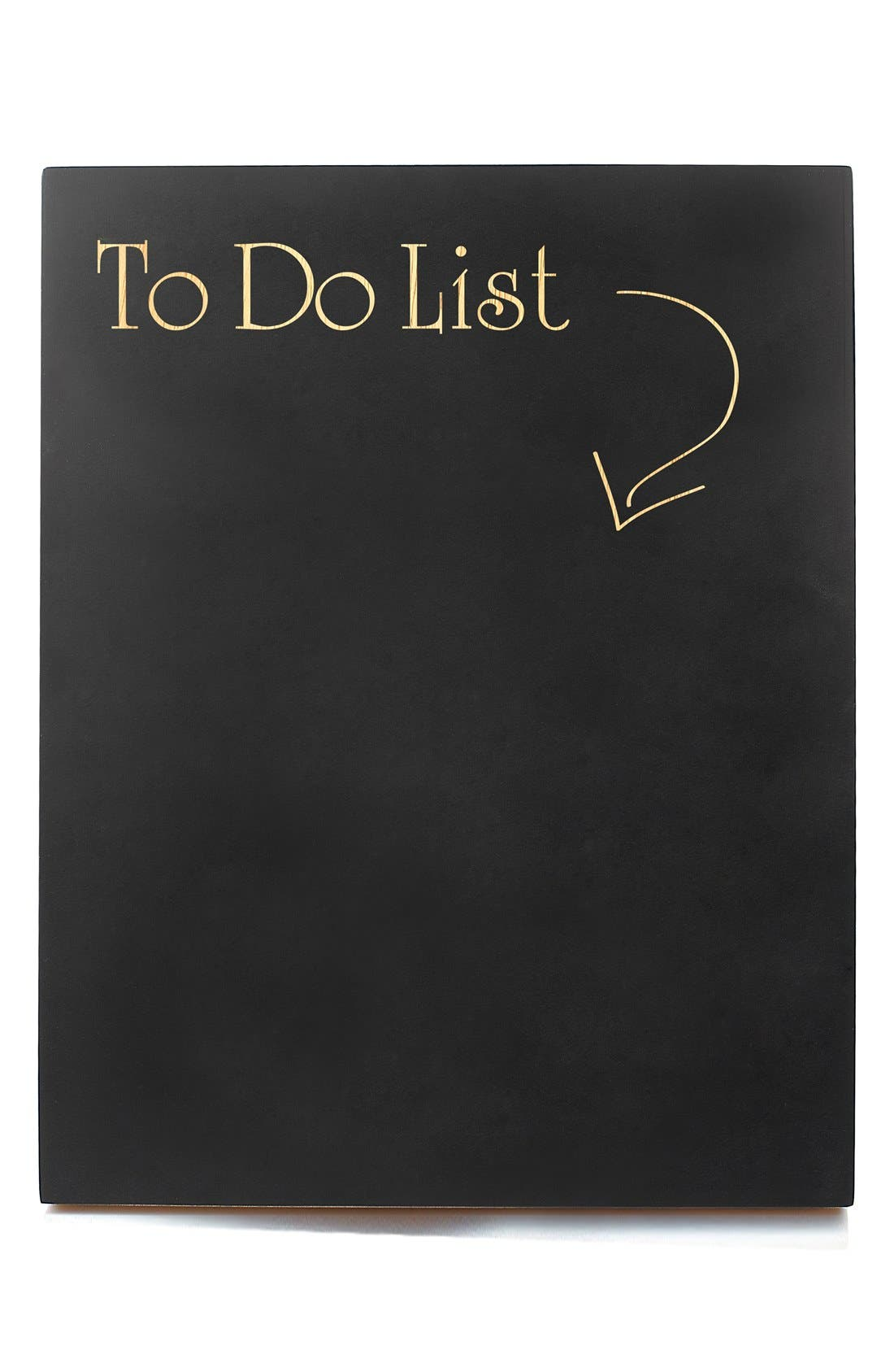 Alternate Image 1 Selected - Cathy's Concepts 'To Do List' Chalkboard Sign
