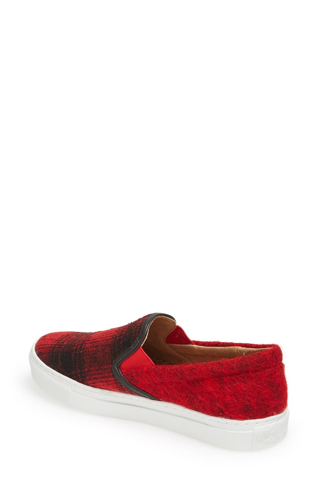 Alternate Image 2  - Bettye by Bettye Muller 'Bentley' Slip-On Sneaker (Women)