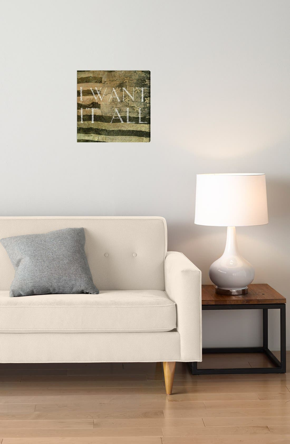Alternate Image 2  - Oliver Gal 'I Want It All' Wall Art