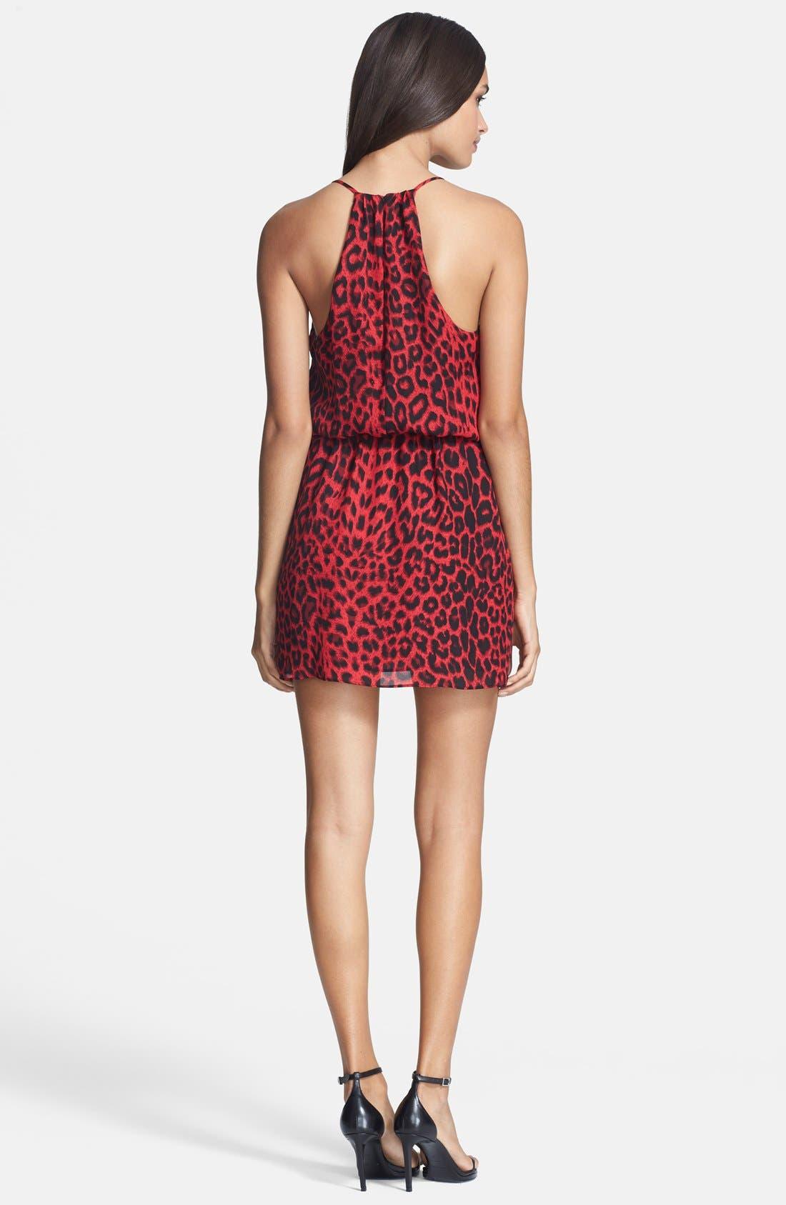 Alternate Image 2  - Parker 'Trina' Faux Wrap Dress