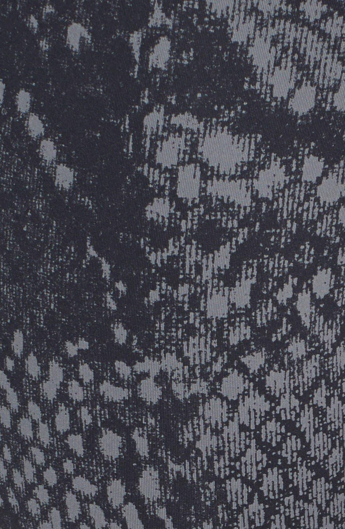 Alternate Image 3  - Nike 'Epic Lux' Snakeskin Print Running Tights