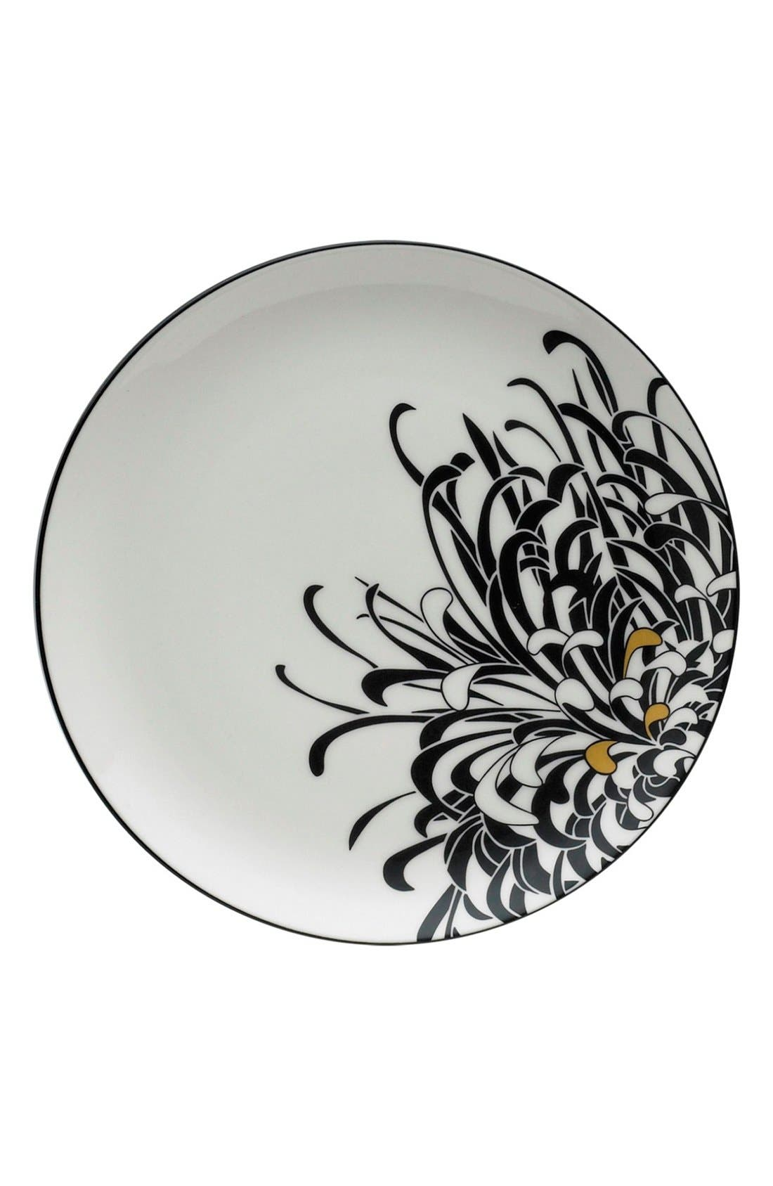 Alternate Image 1 Selected - Denby 'Monsoon' Cream Salad Plate