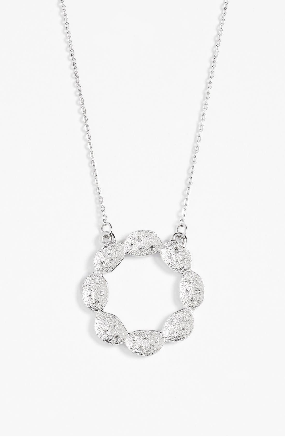Alternate Image 2  - Melinda Maria 'Ashley' Pod Pendant Necklace