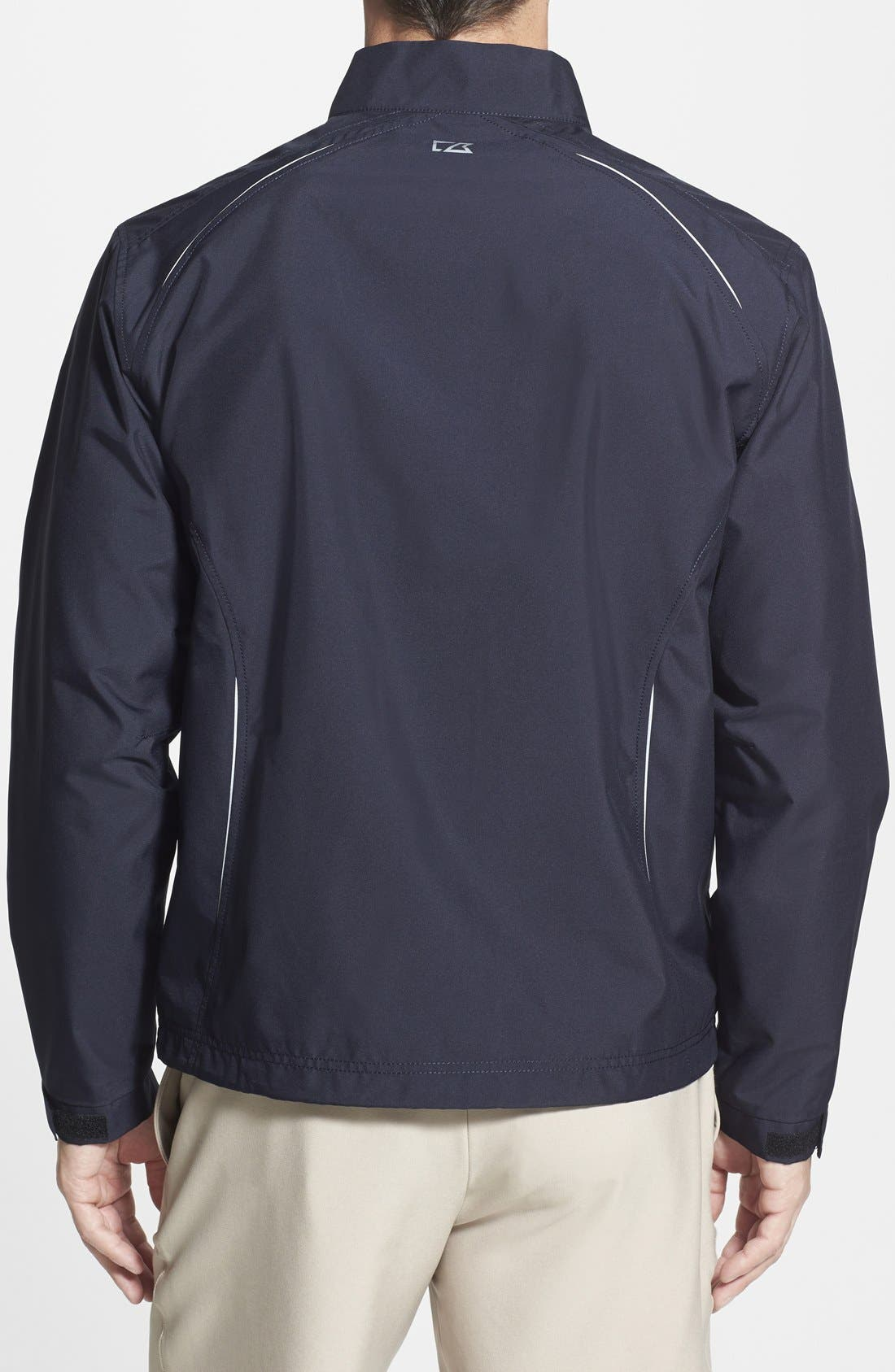 Alternate Image 2  - Cutter & Buck 'Chicago Bears - Beacon' WeatherTec Wind & Water Resistant Jacket