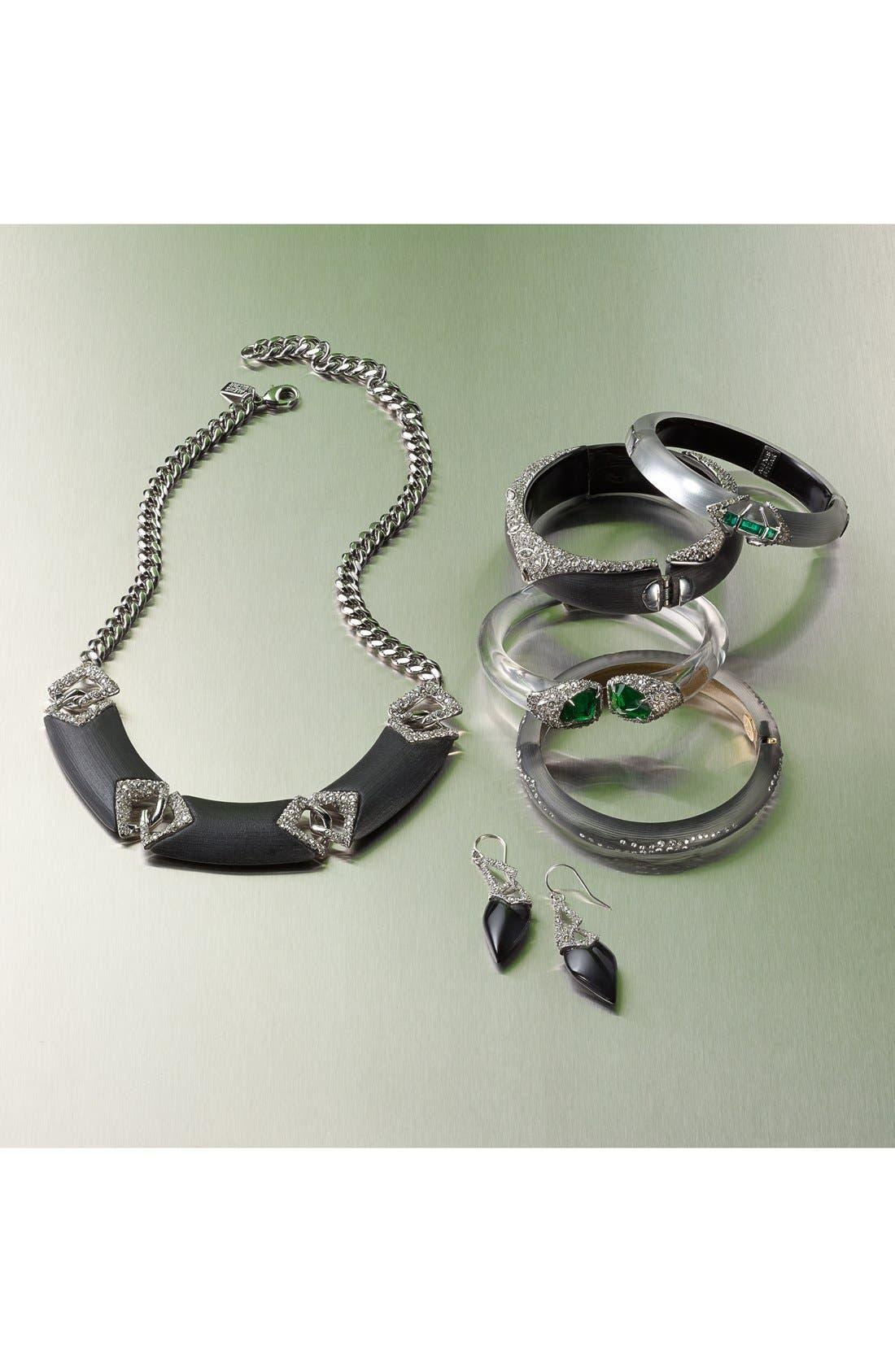 Alternate Image 2  - Alexis Bittar 'Lucite® - Dust' Small Hinged Bracelet