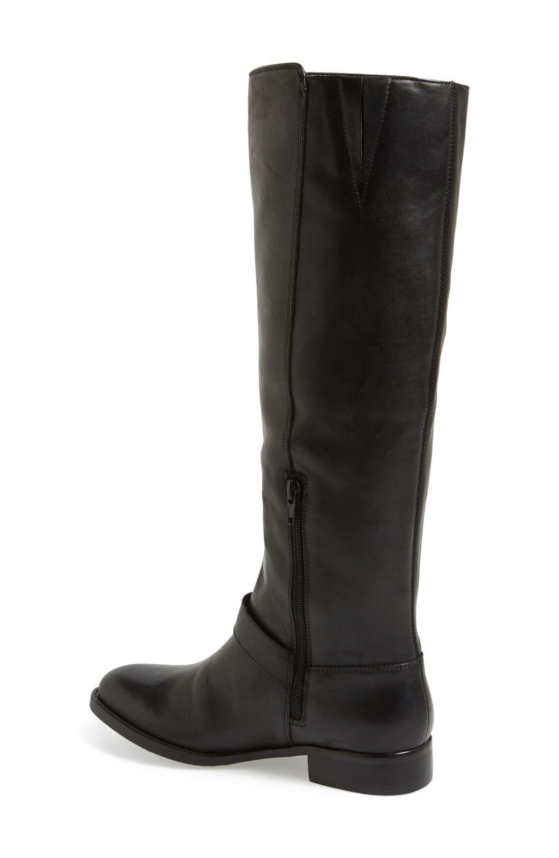 Alternate Image 2  - Sole Society 'Shineh' Riding Boot (Women)