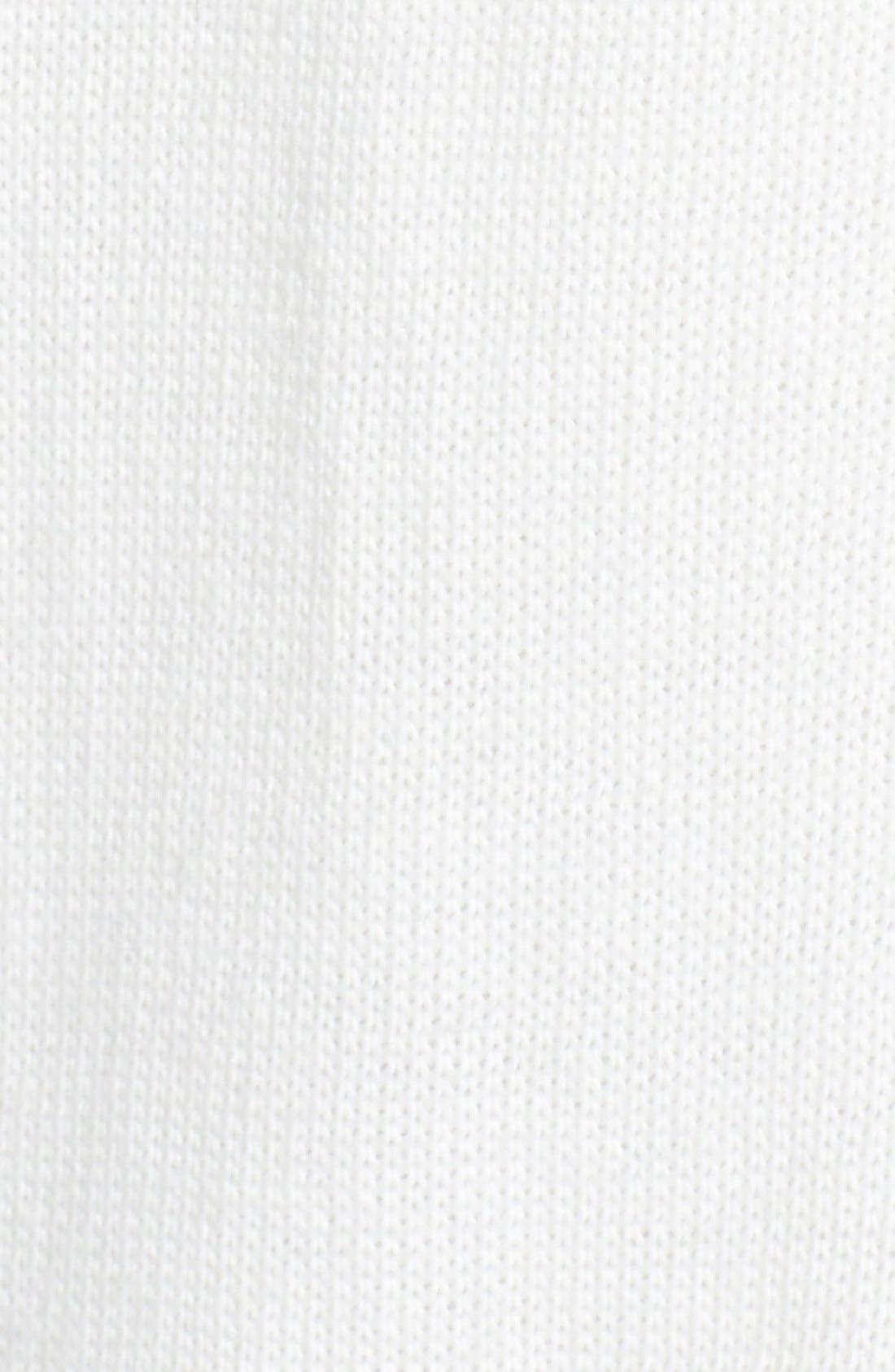 Alternate Image 3  - DKNYC Studded Yoke Cowl Neck Pullover