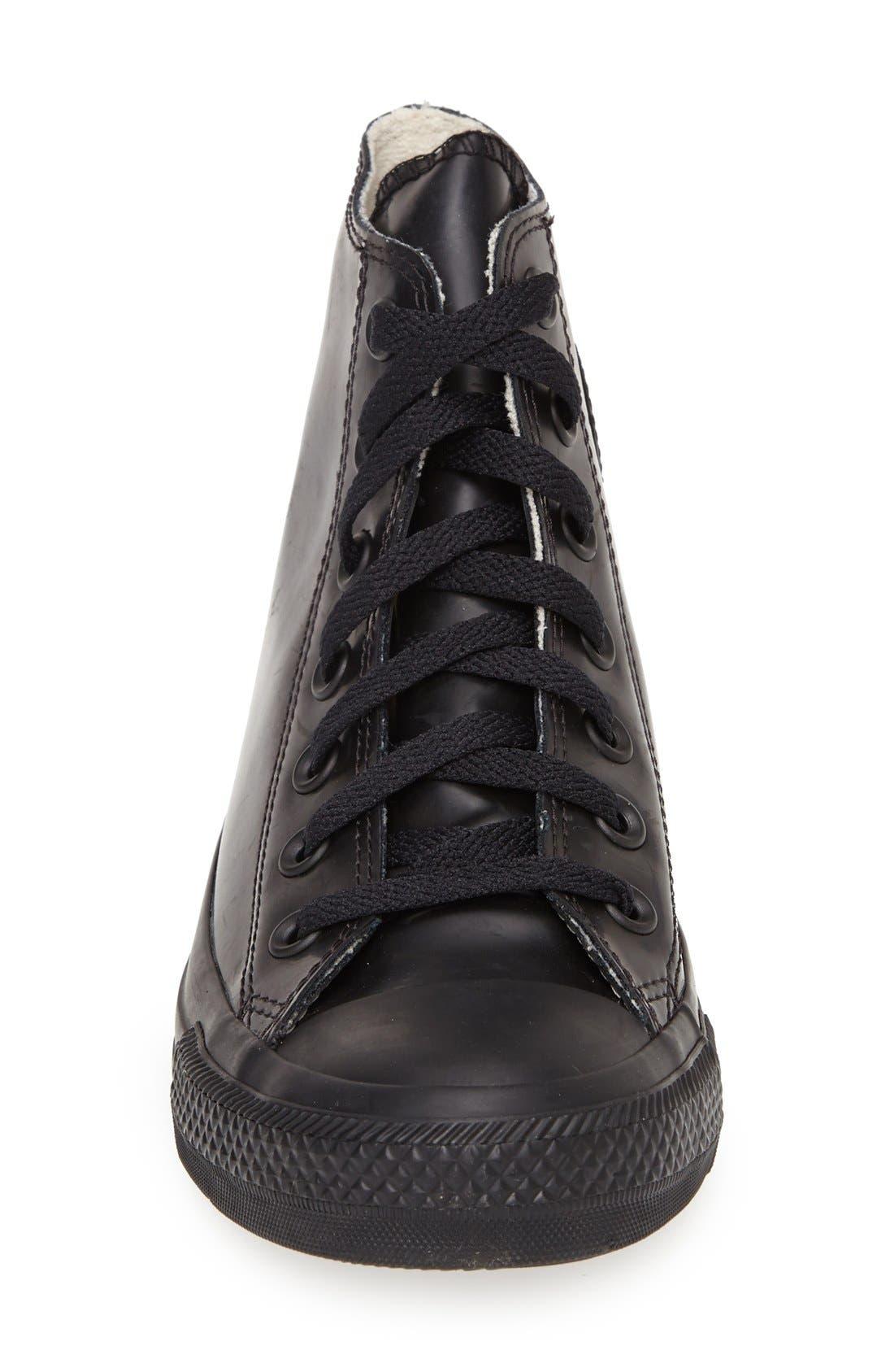 Alternate Image 3  - Chuck Taylor® All Star® Waterproof Rubber Rain Sneaker (Women)