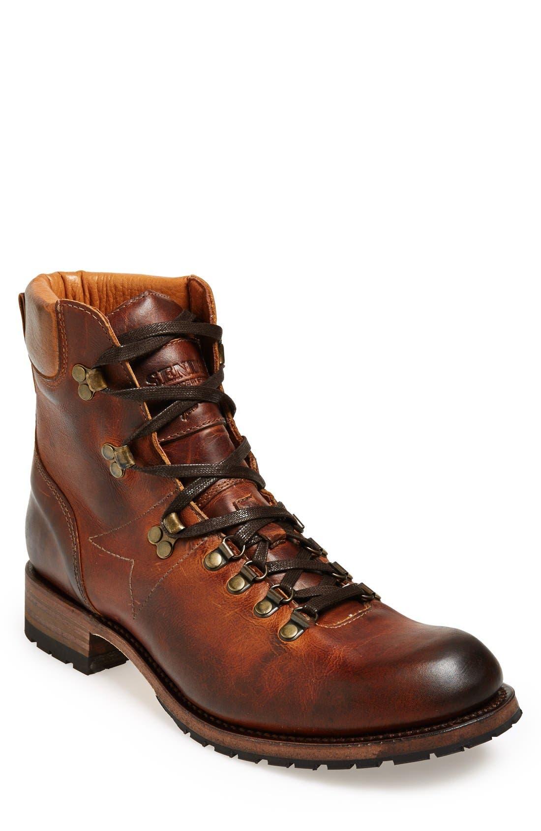 Sendra 'Alpine' Round Toe Boot (Men)