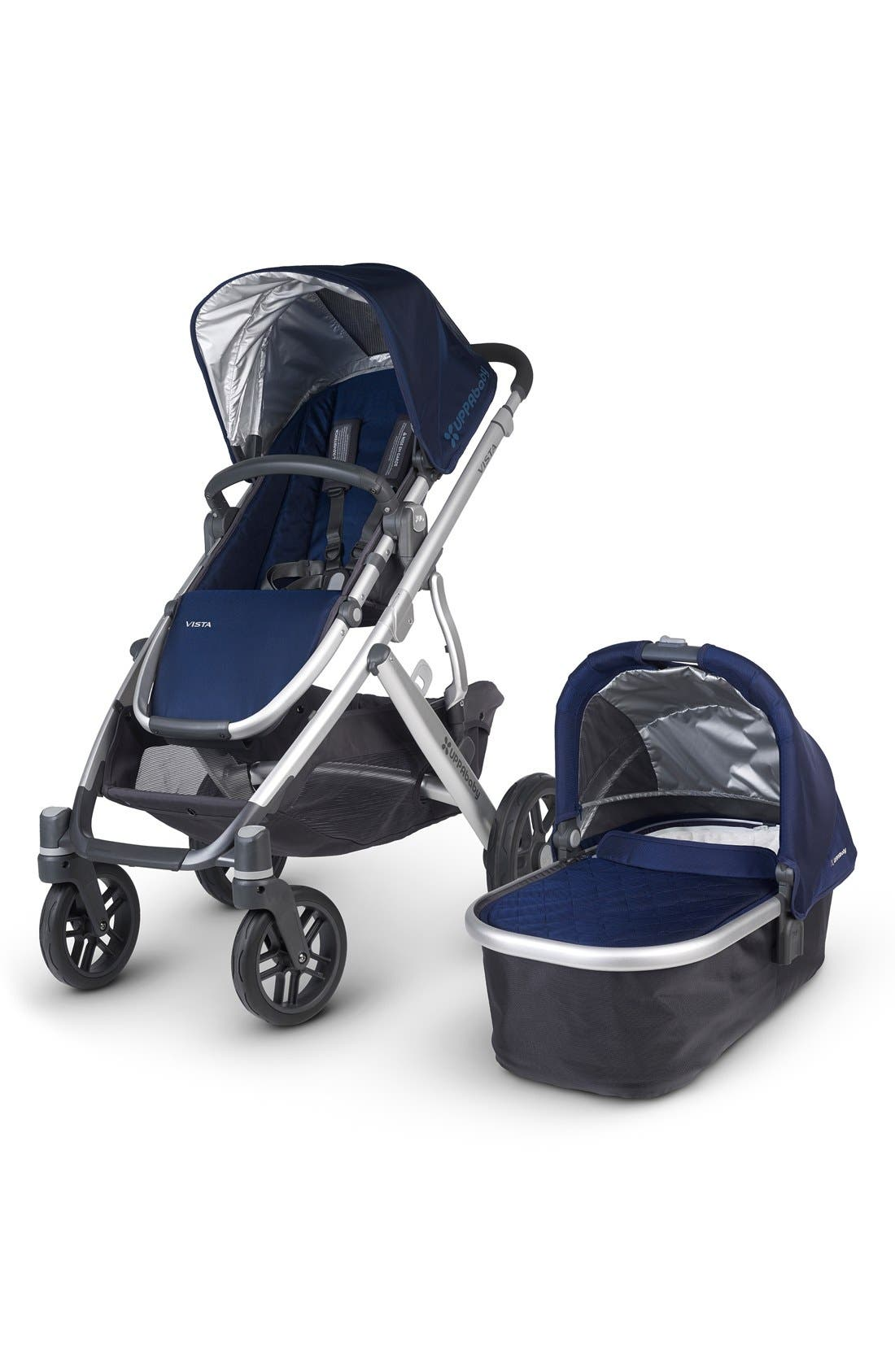 Alternate Image 1 Selected - UPPAbaby VISTA - Aluminum Frame Convertible Stroller