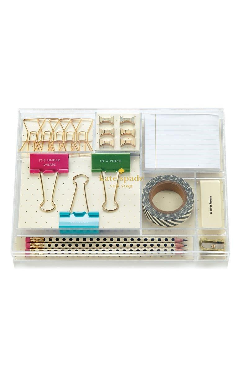 Tackle Box Desk Accessory Set