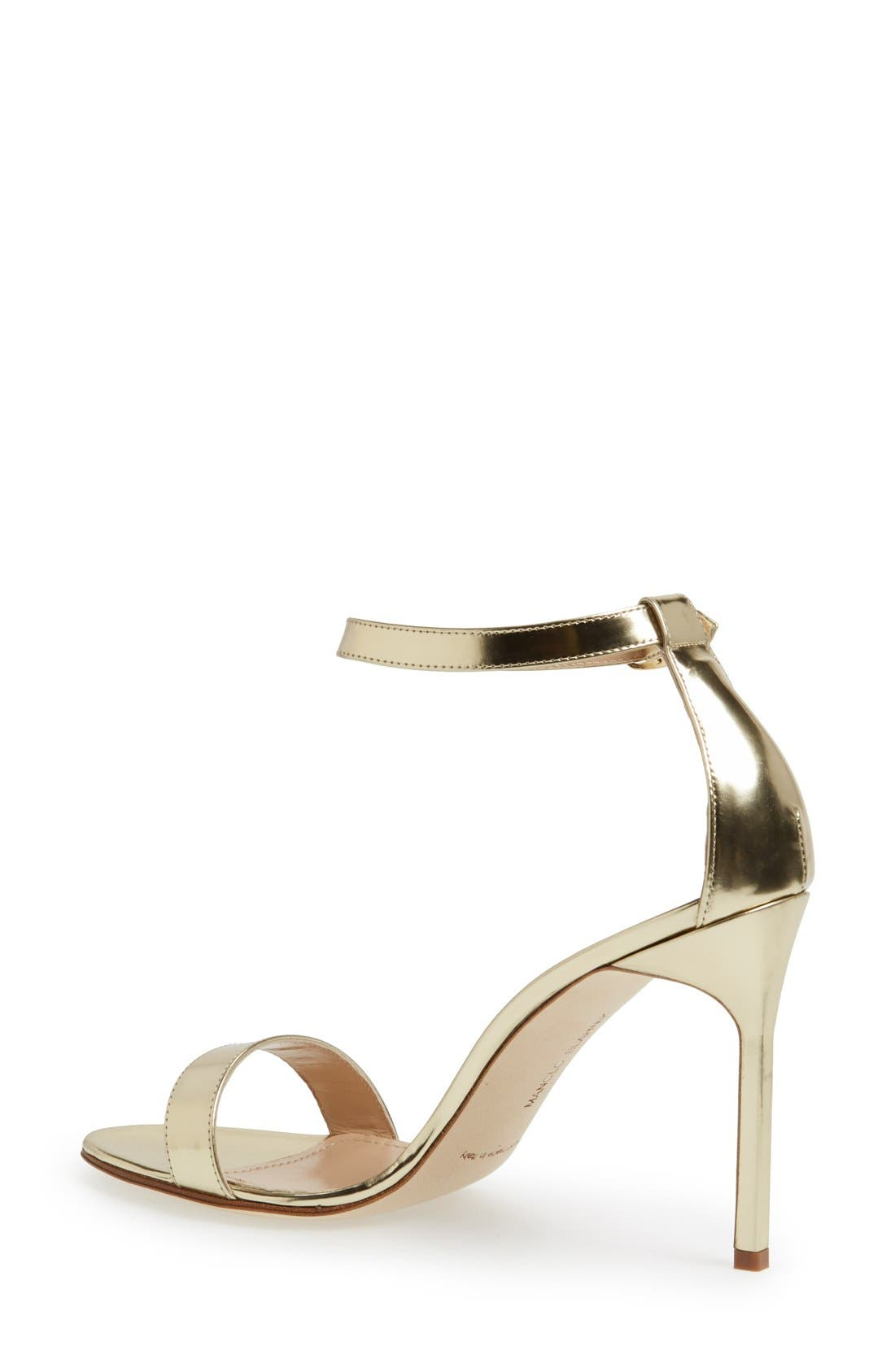 Alternate Image 2  - Manolo Blahnik 'Chaos Cuff' Sandal (Women)