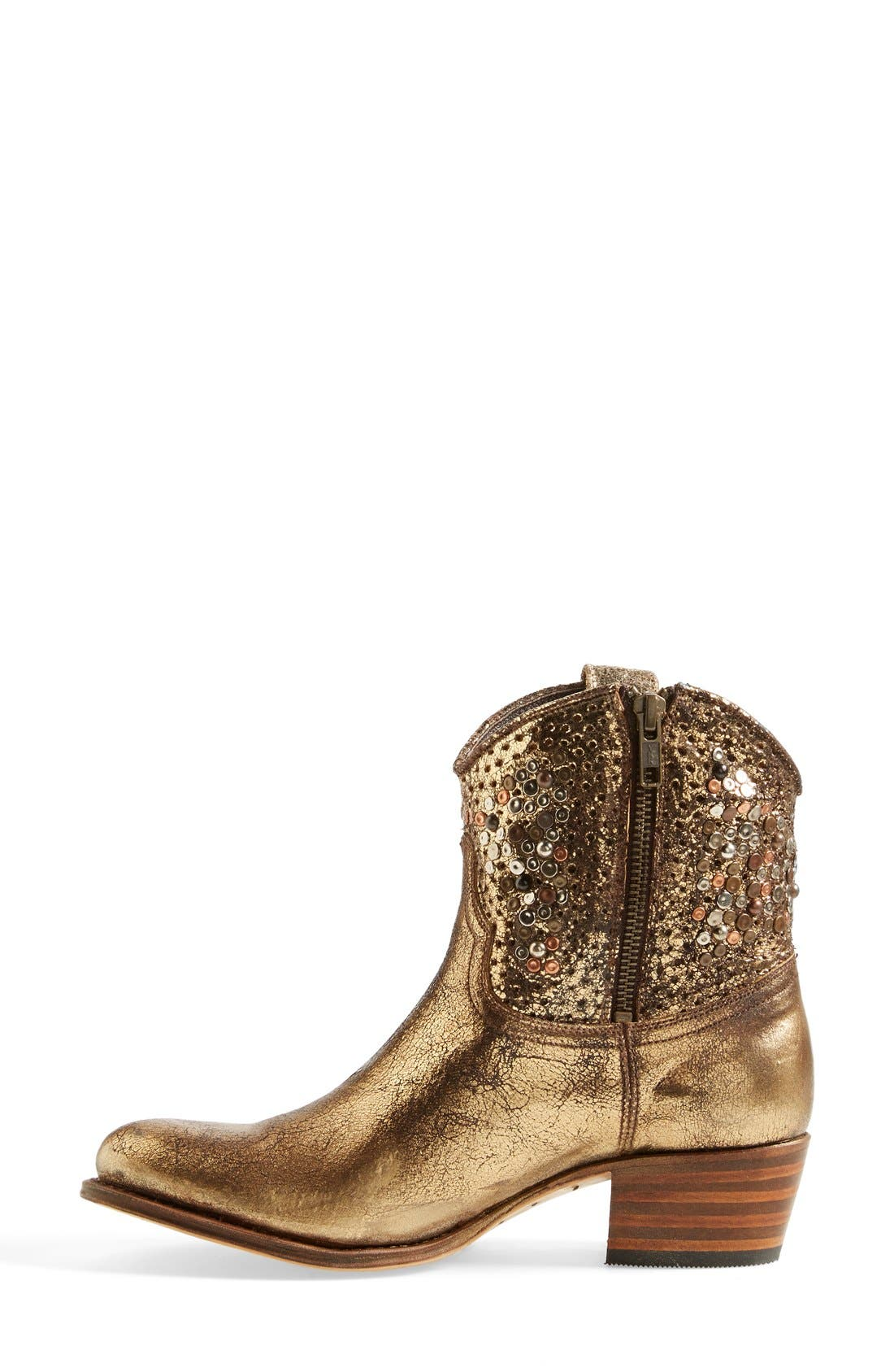 Alternate Image 6  - Frye 'Deborah' Studded Ankle Boot