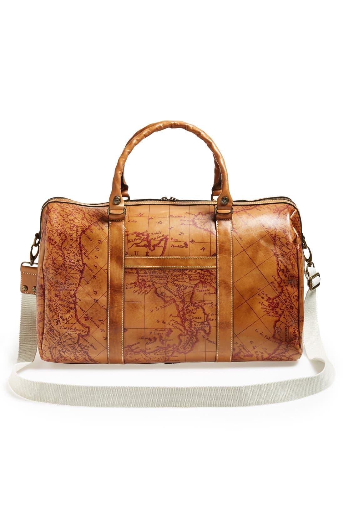 Alternate Image 4  - Patricia Nash 'Milano' Weekend Bag