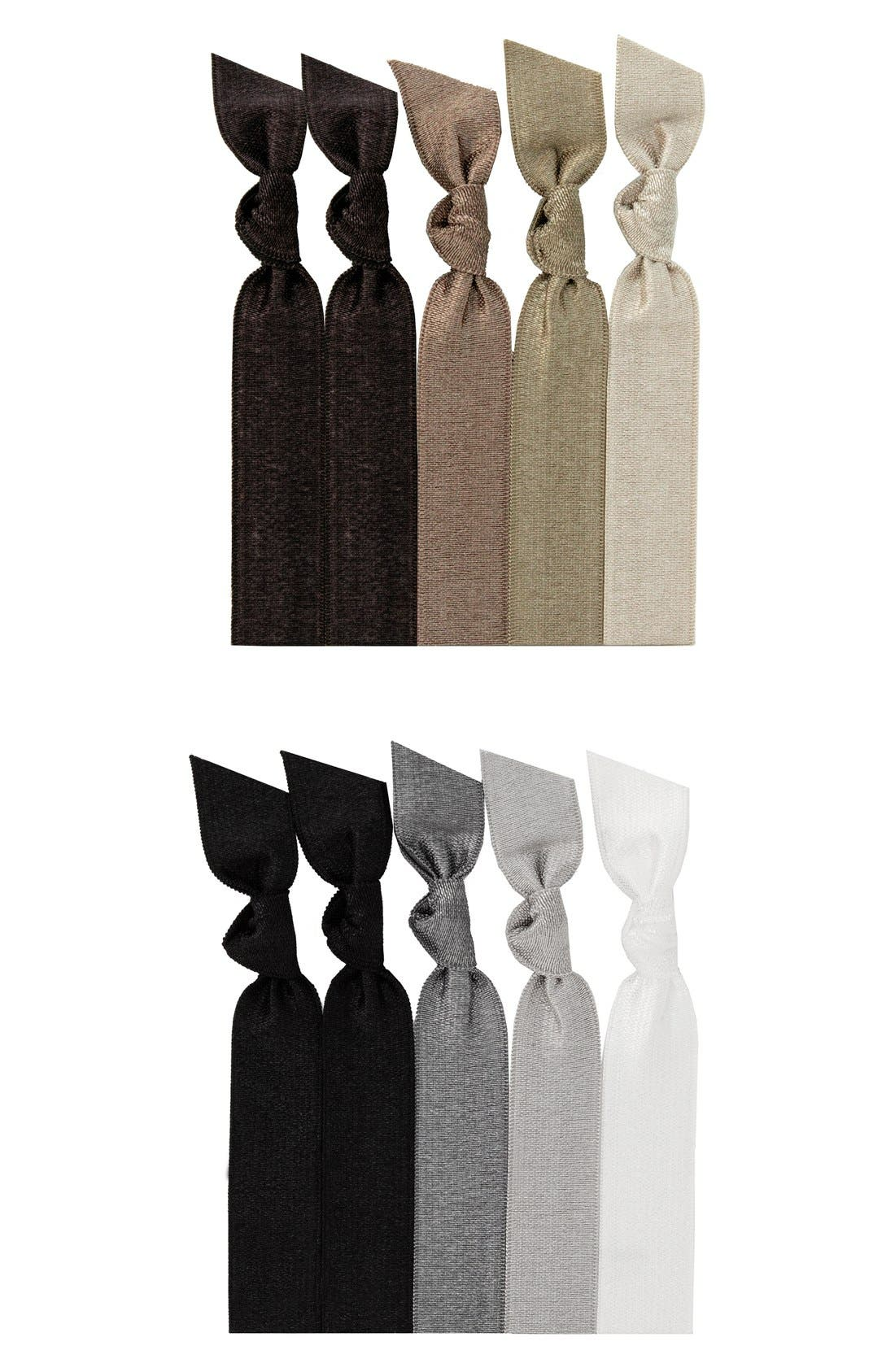 Main Image - Emi-Jay Ombré Hair Ties (10-Pack) ($20 Value)