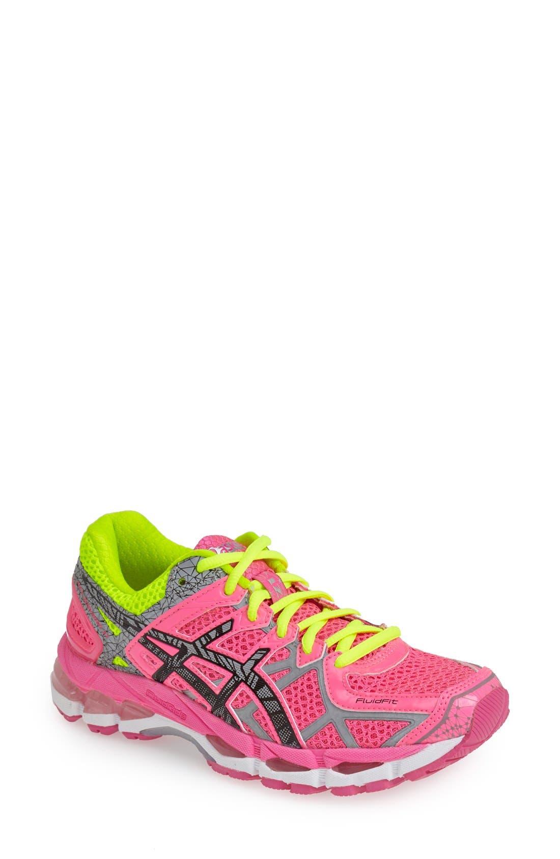 Alternate Image 1 Selected - ASICS 'GEL-Kayano® 21' Running Shoe (Women)