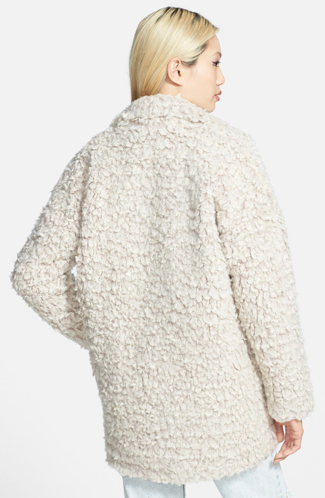 Alternate Image 2  - J.O.A. Loop Yarn Jacket