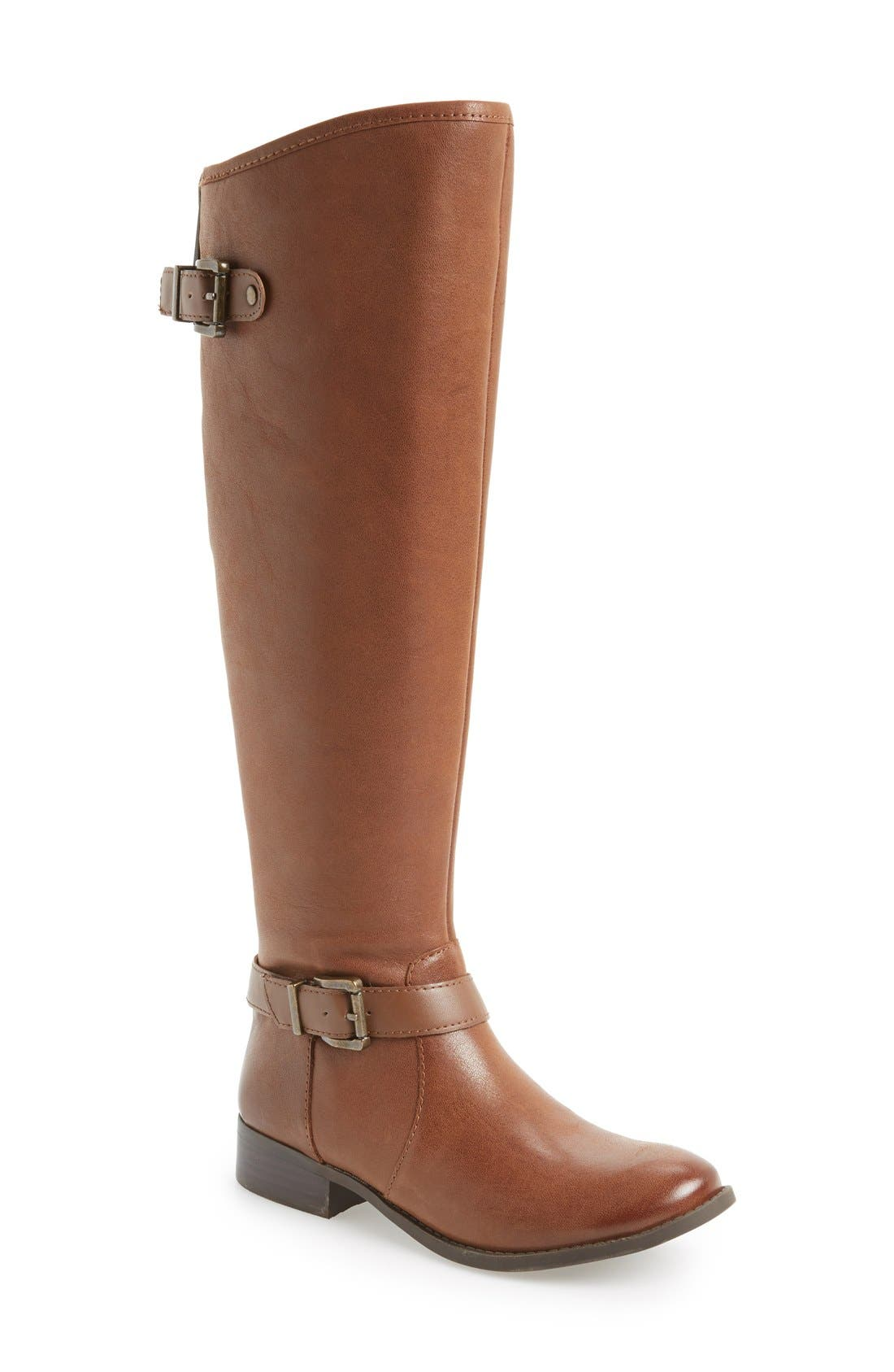 Alternate Image 1 Selected - Jessica Simpson 'Rinne' Riding Boot (Women)