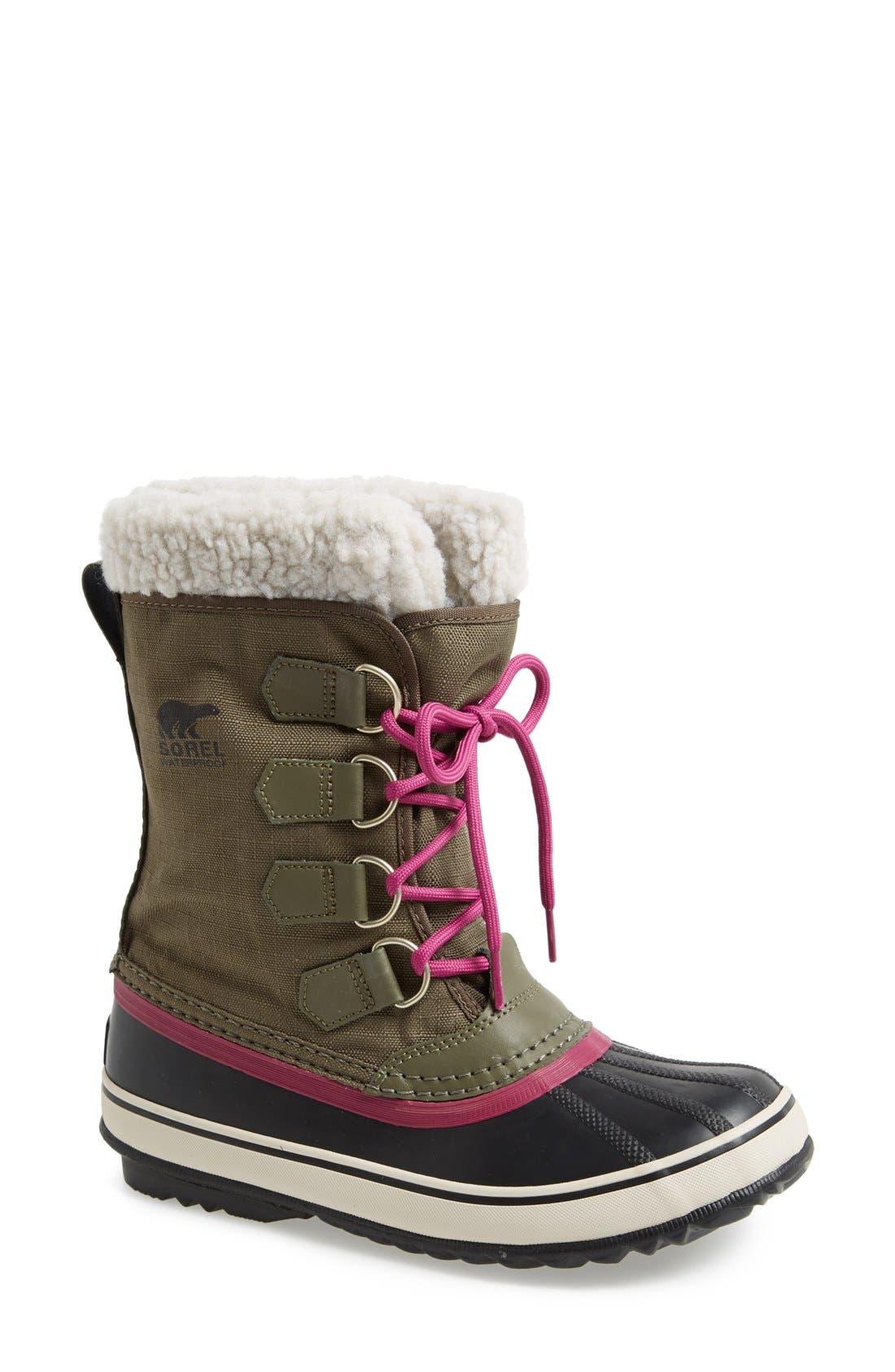 sorel winter carnival boot nordstrom