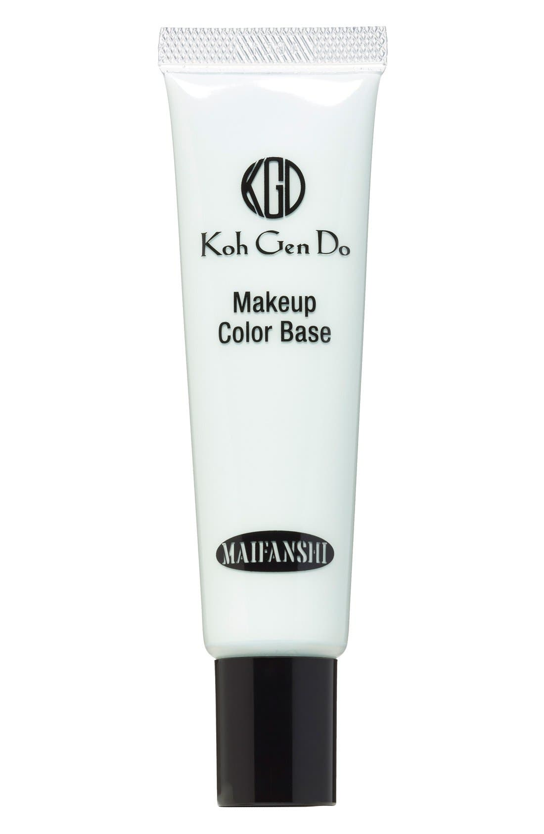 Koh Gen Do 'Maifanshi - Green' Makeup Color Base