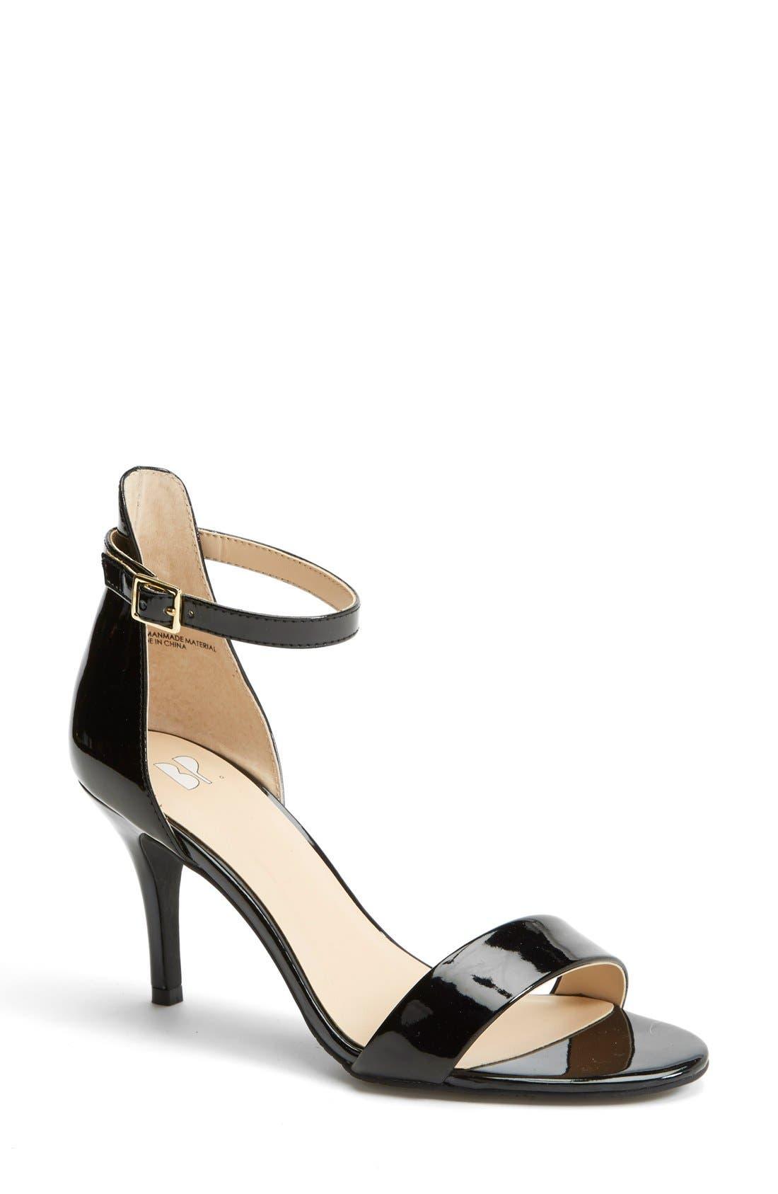 BP. 'Luminate' Open Toe Dress Sandal (Women)