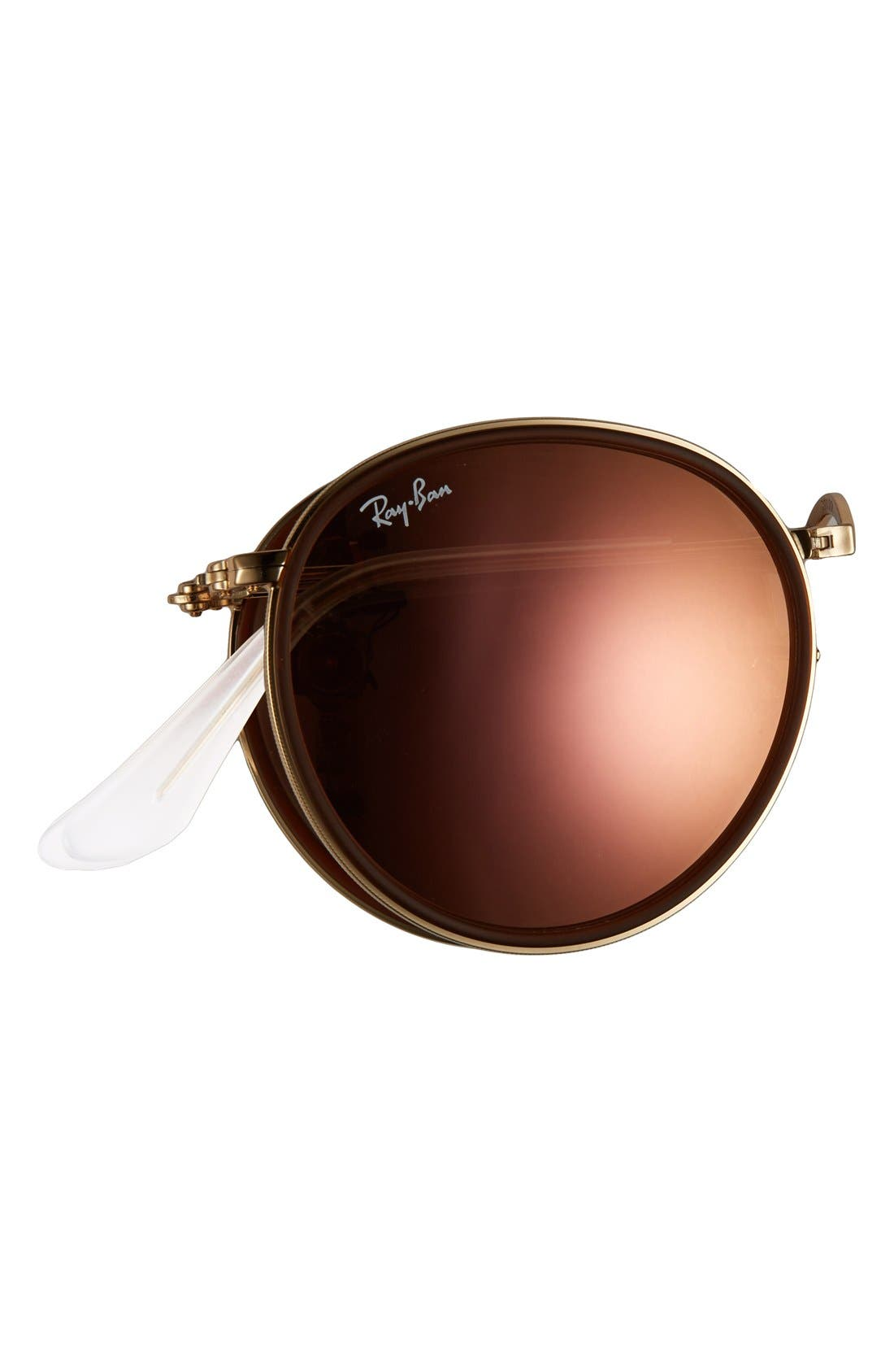 Alternate Image 3  - Ray-Ban 51mm Foldable Sunglasses