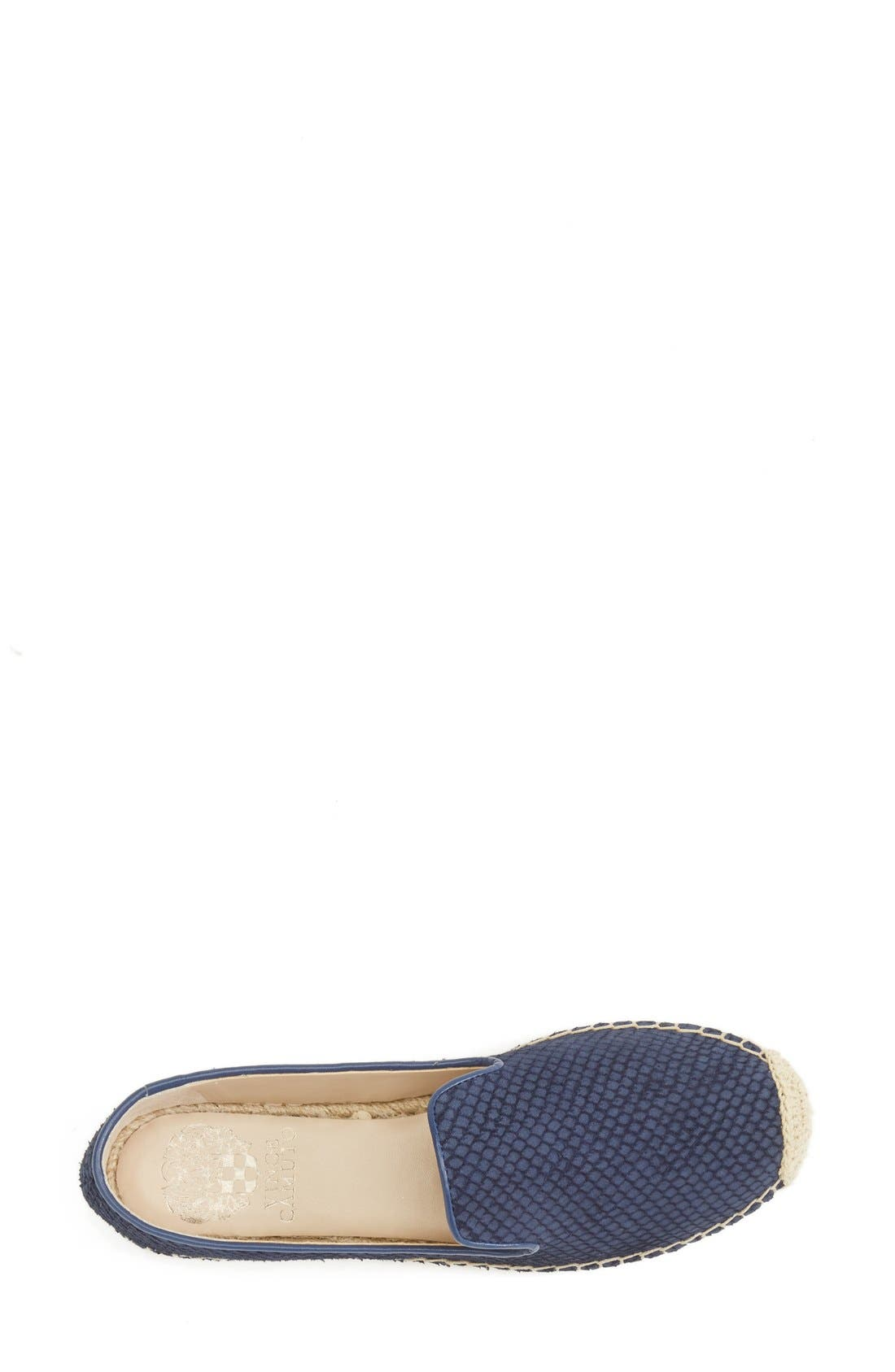 Alternate Image 3  - Vince Camuto 'Driston' Espadrille Flat (Women)