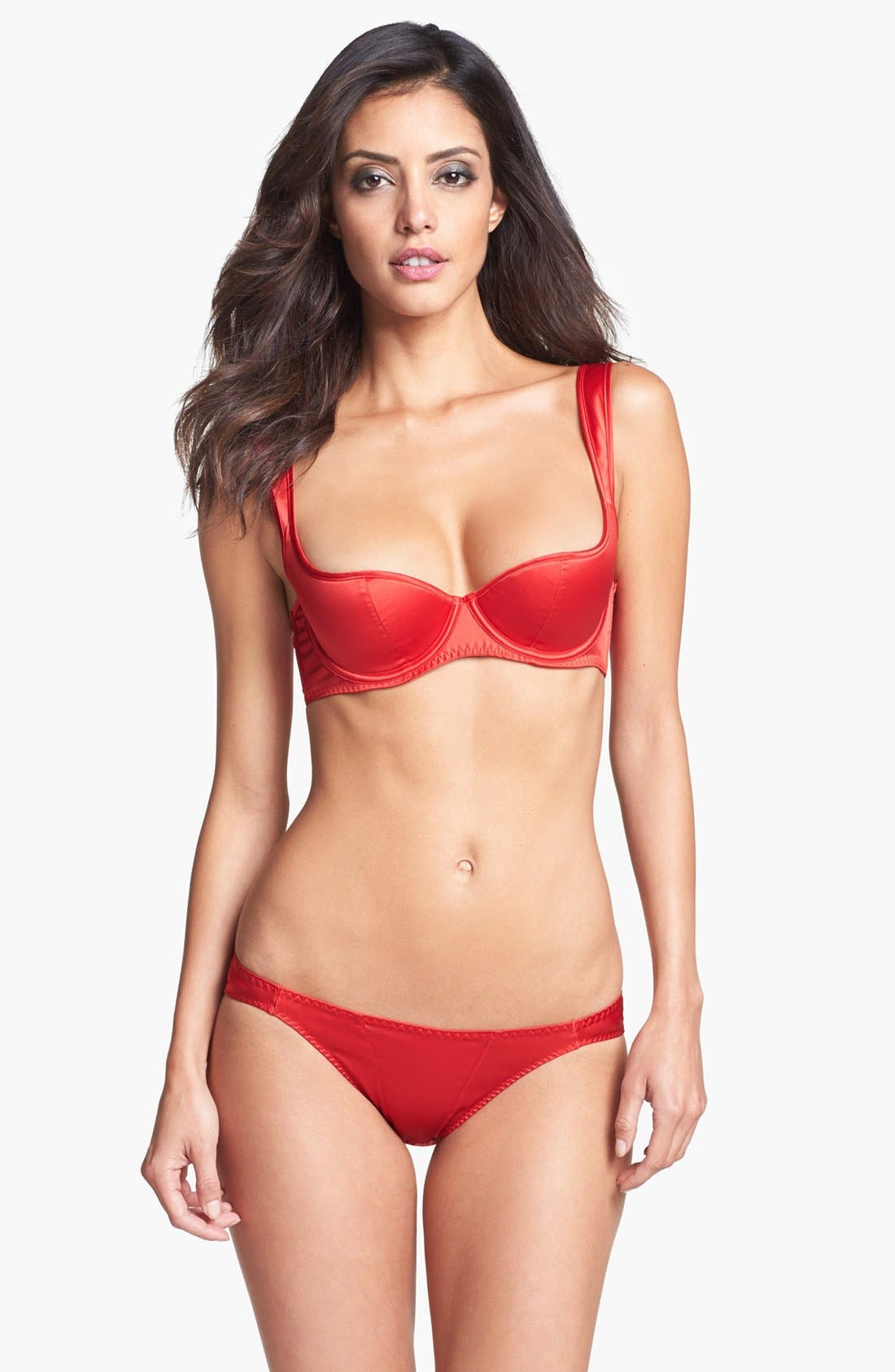Alternate Image 3  - L'Agent by Agent Provocateur 'Danita' Padded Underwire Demi Bra